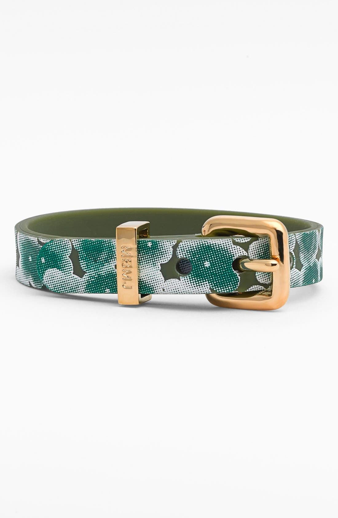 Alternate Image 1 Selected - MARC BY MARC JACOBS 'Aki Blossom' Buckle Bracelet