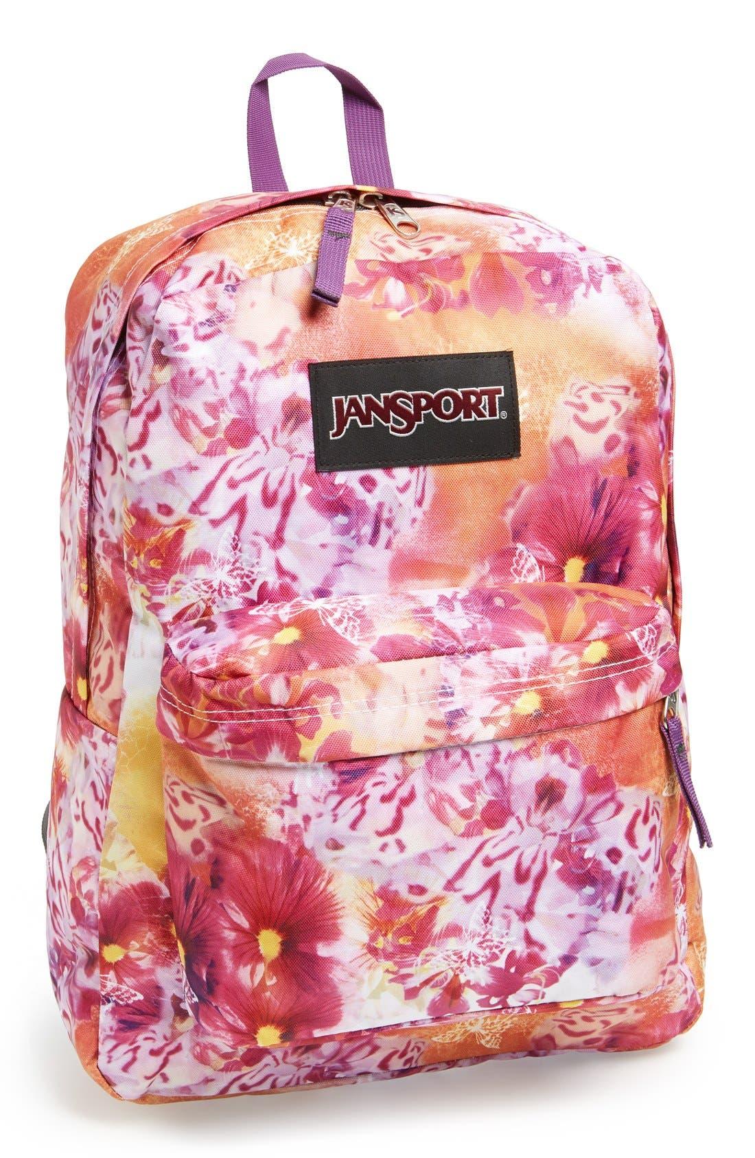 Alternate Image 1 Selected - JanSport 'Blacklabel SuperBreak' Backpack