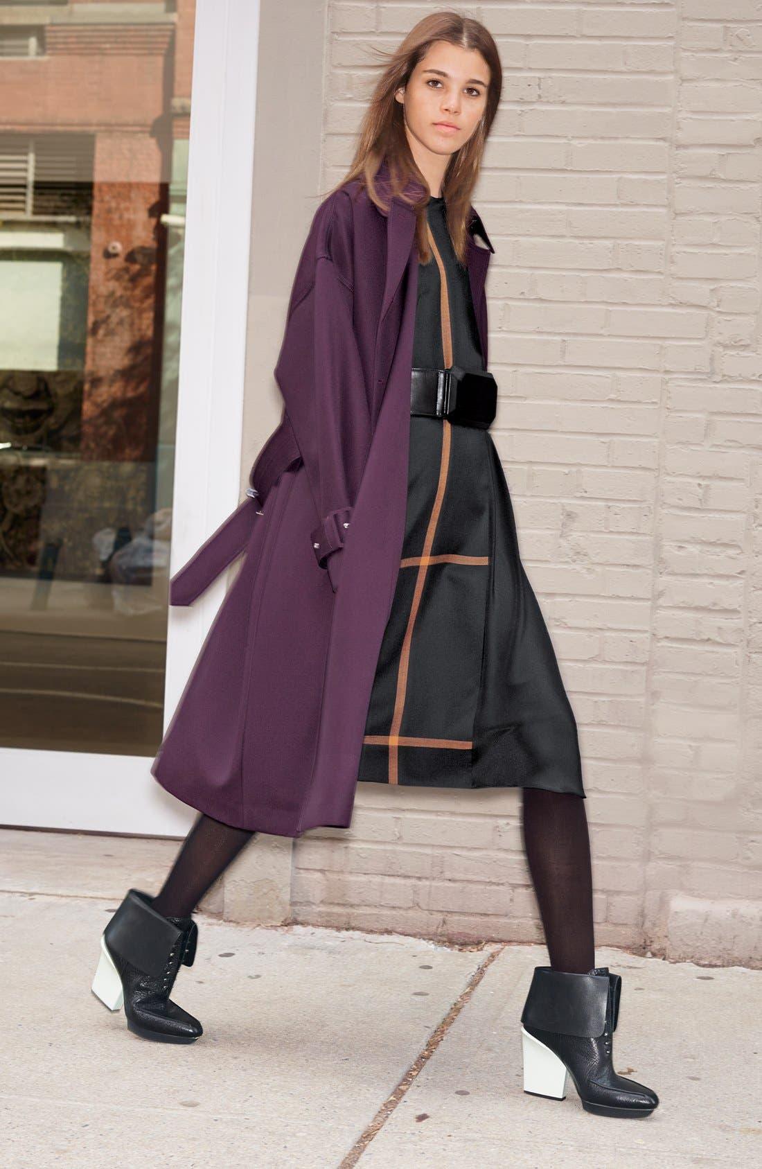 Alternate Image 5  - 3.1 Phillip Lim 'Shadow' Satin Inset Dress