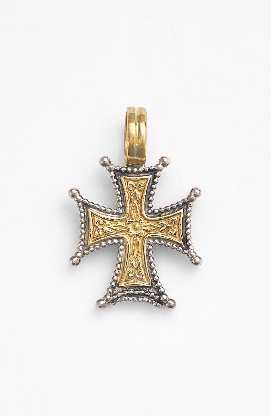 Main Image - Konstantino 'Eros' Maltese Cross Pendant