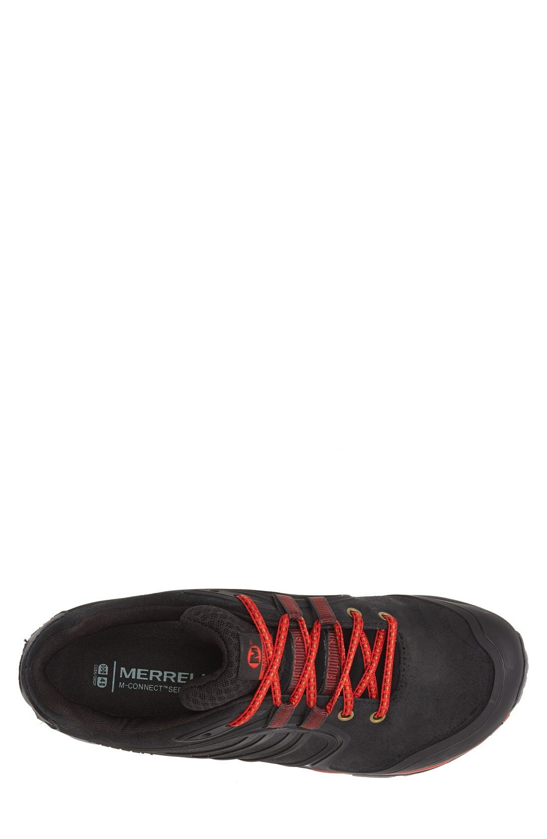 Alternate Image 3  - Merrell 'Verterra' Waterproof Hiking Shoe (Men)