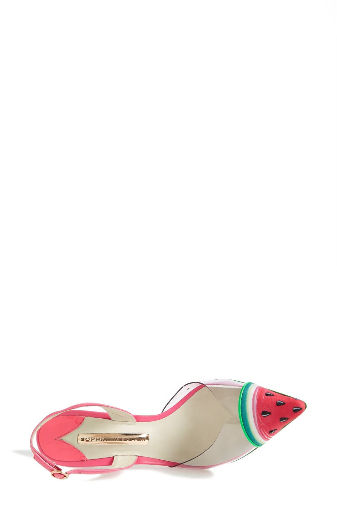 Alternate Image 3  - Sophia Webster 'Daria' Pointy Toe Pump (Women)