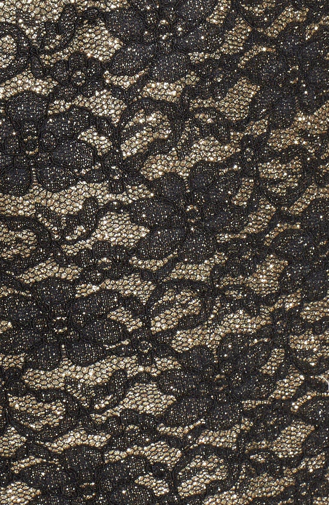 Alternate Image 4  - Eliza J Lace Halter Sheath Dress