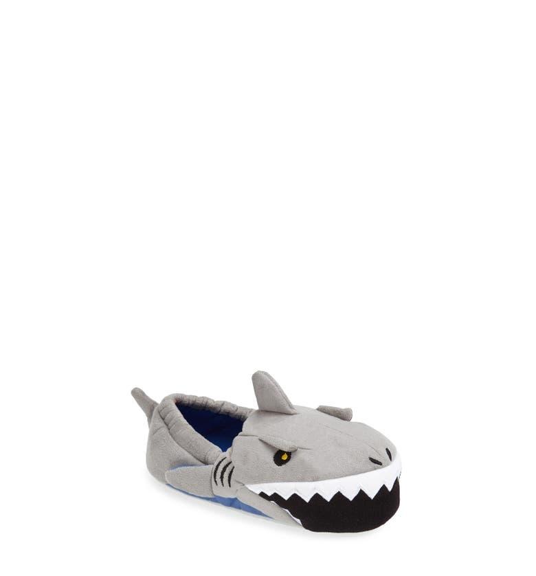 Stride Rite Shark Light Up Slipper Walker Toddler