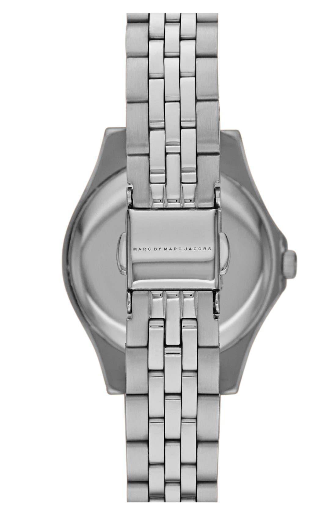 Alternate Image 2  - MARC JACOBS 'The Slim' Bracelet Watch, 30mm