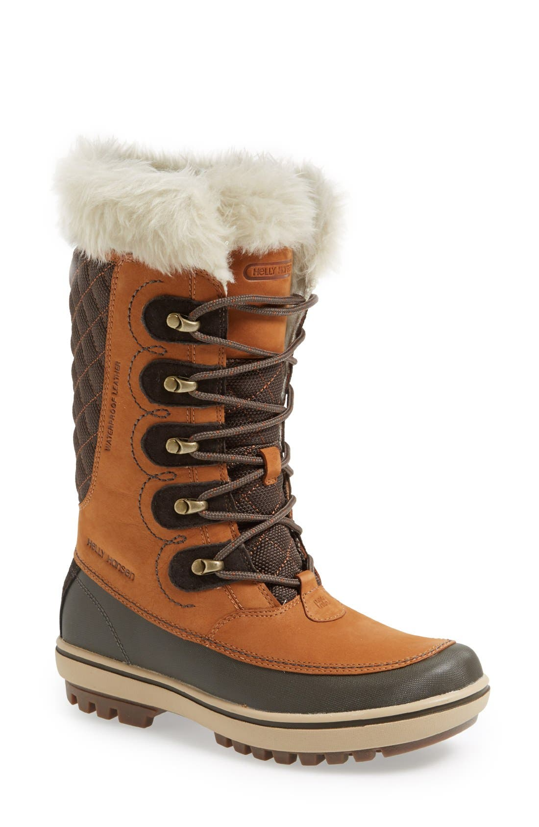 HELLY HANSEN 'Garibaldi' Waterproof Snow Boot