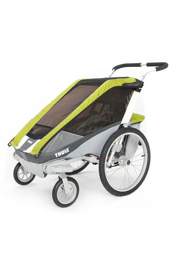thule 39 chariot cougar 1 39 single stroller nordstrom. Black Bedroom Furniture Sets. Home Design Ideas