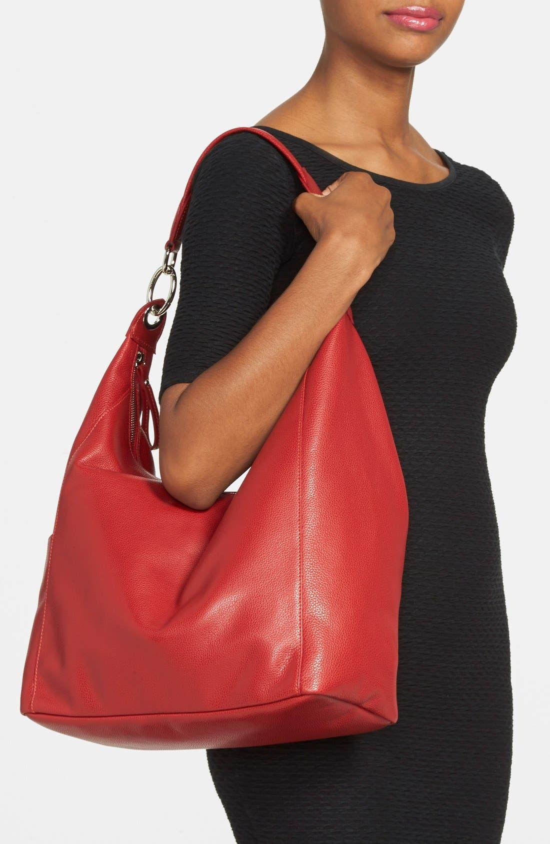 Alternate Image 2  - Longchamp 'Le Foulonne' Hobo Bag
