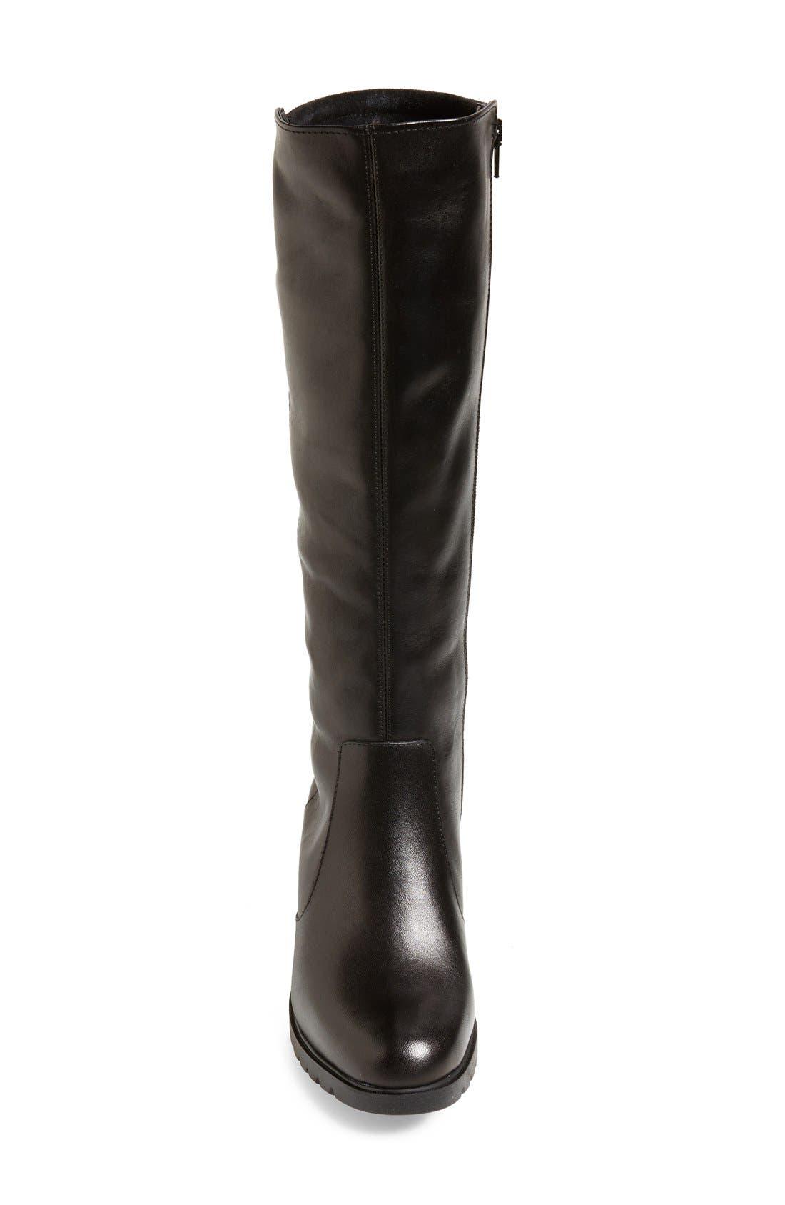 Alternate Image 3  - The FLEXX 'One Trick Pony' Leather Tall Boot (Women)