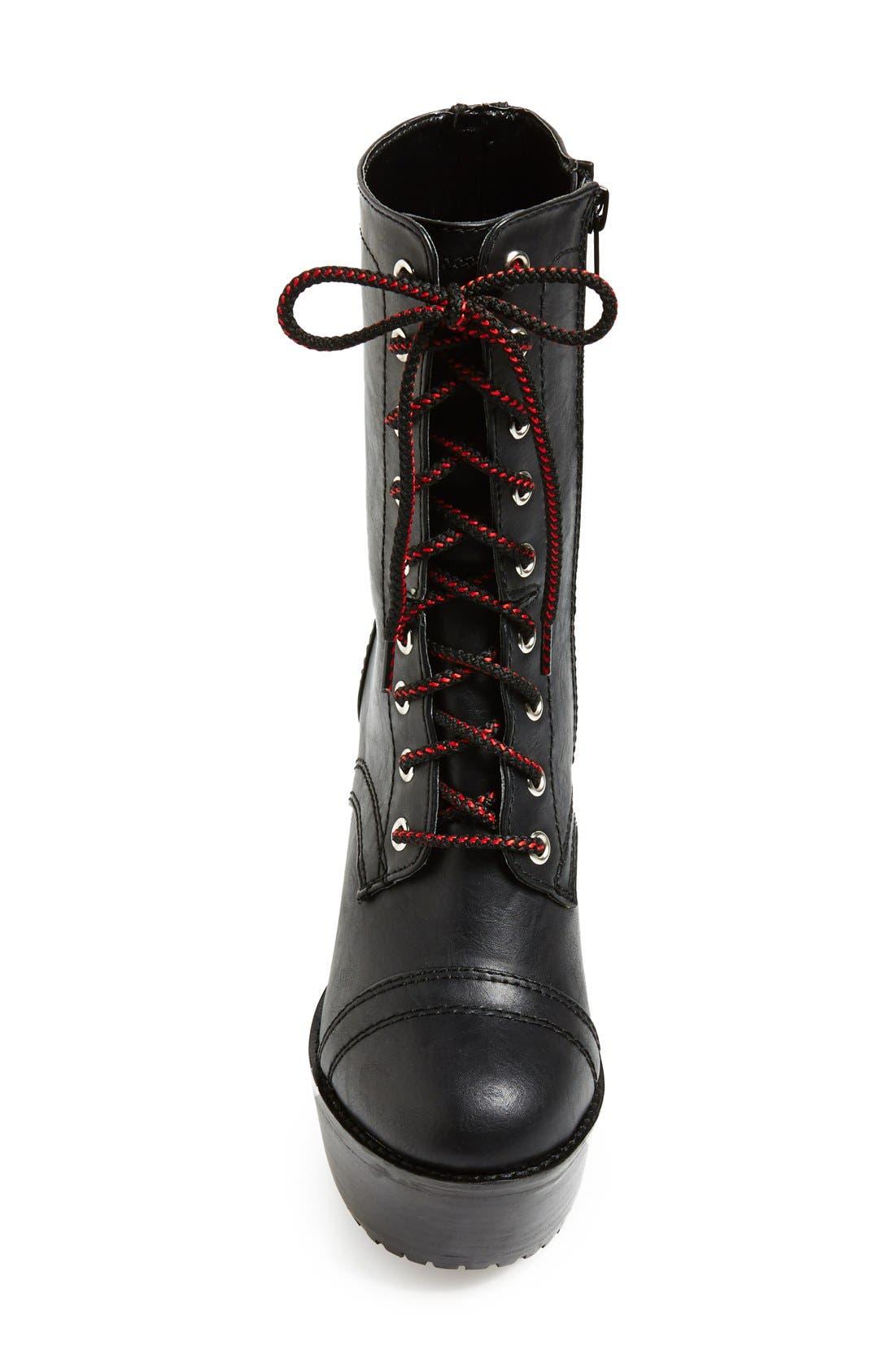 Alternate Image 3  - KENDALL + KYLIE Madden Girl 'Averryy' Platform Mid Boot (Women)