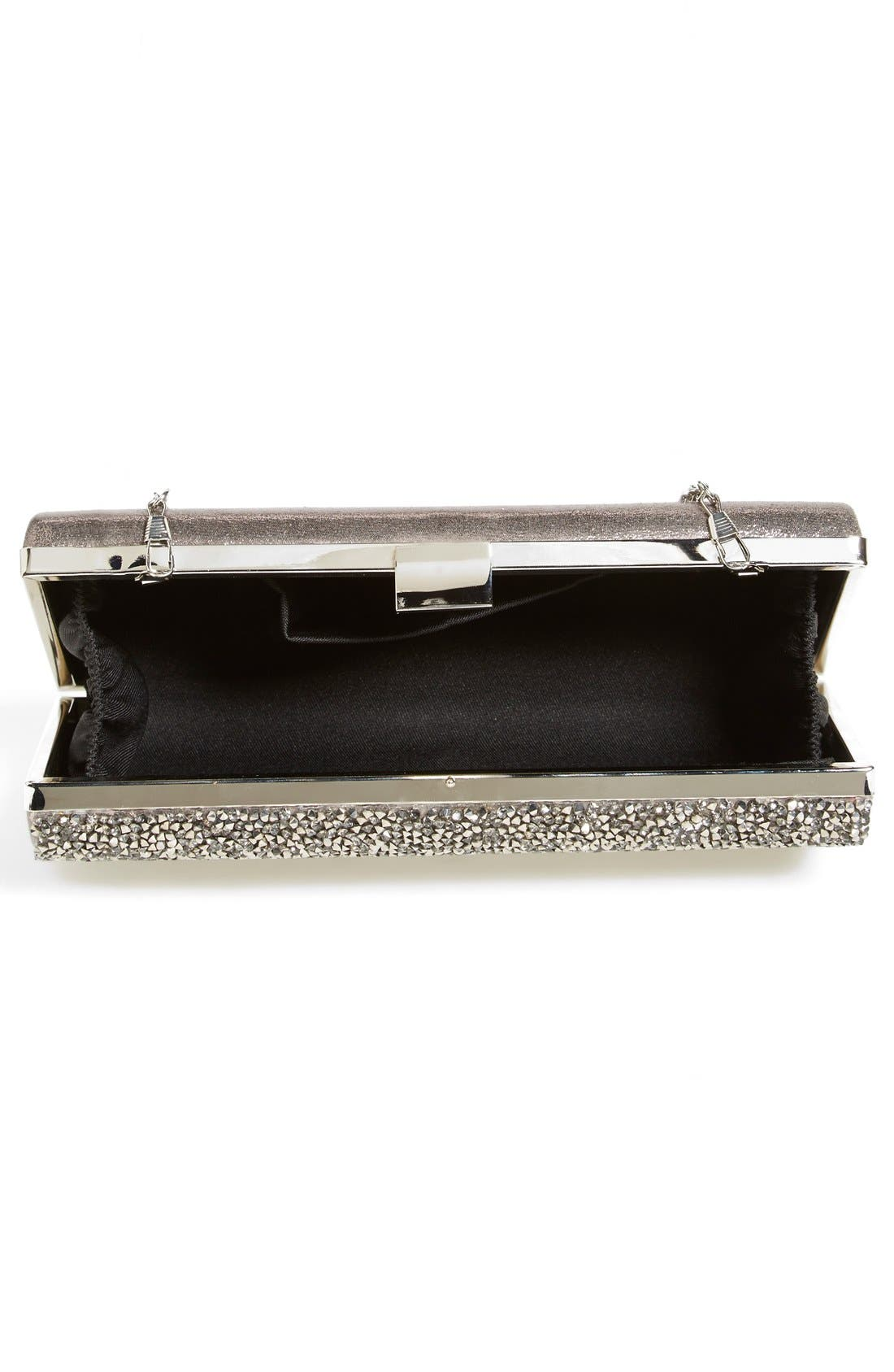 Alternate Image 4  - Natasha Couture Crystal Clutch