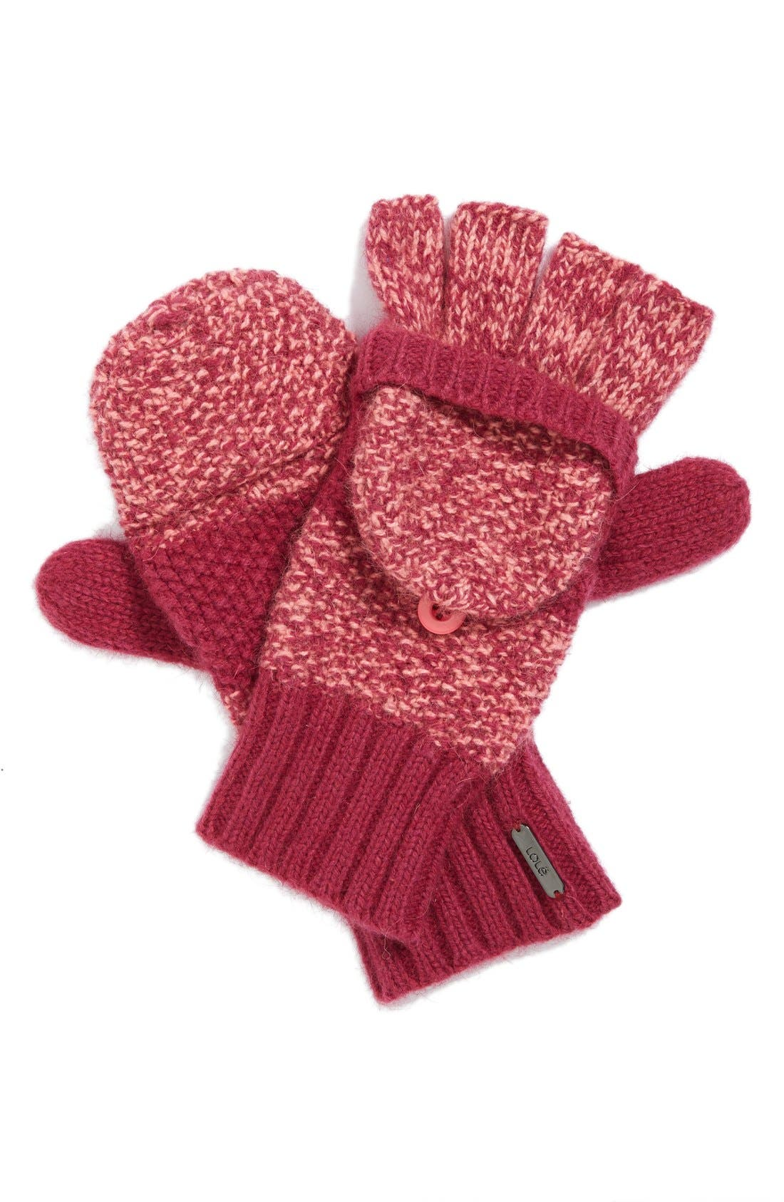 Alternate Image 1 Selected - Lole Convertible Mittens