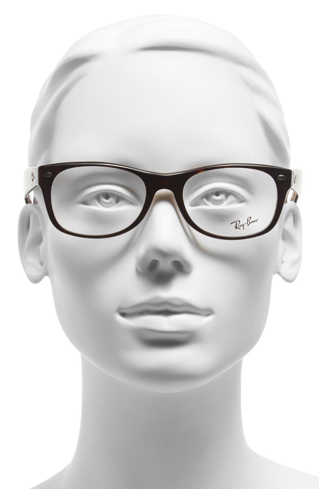 Alternate Image 2  - Ray-Ban 52mm Optical Glasses