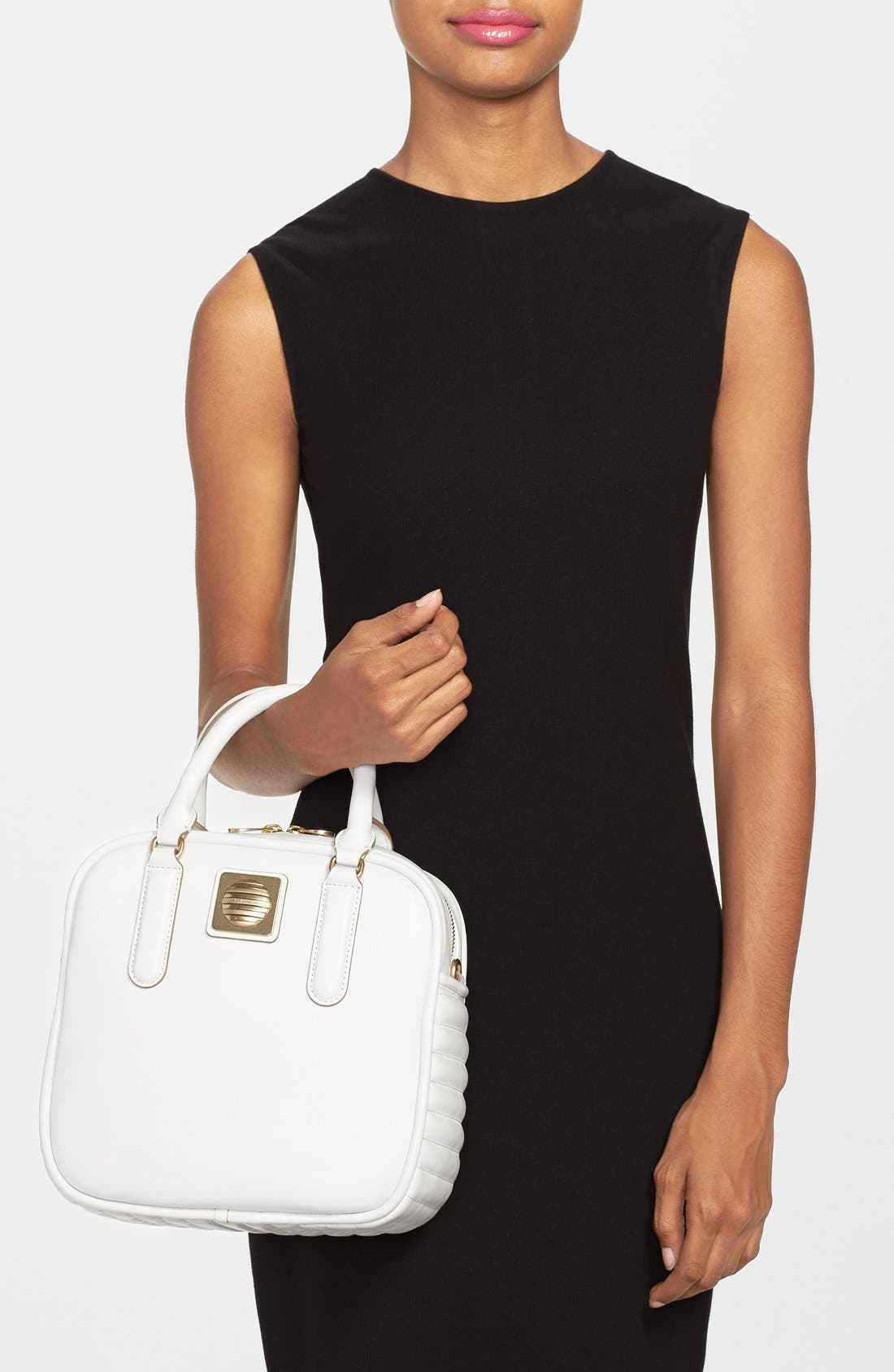 Alternate Image 2  - MARC BY MARC JACOBS 'The Big Bind - Stevie' Leather Satchel