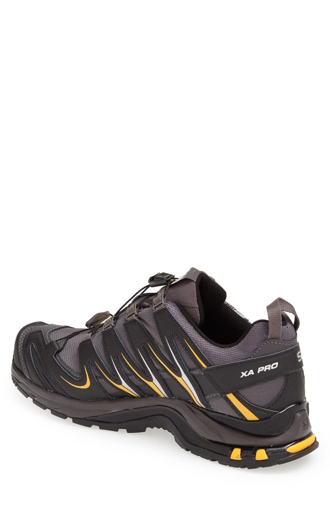 Alternate Image 2  - Salomon 'XA Pro 3D Ultra CS WP' Trail Running Shoe (Men)