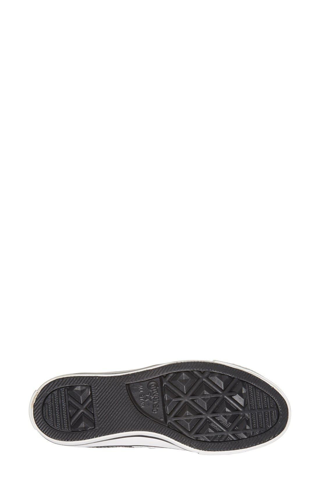 Alternate Image 4  - Converse Chuck Taylor® All Star® 'Animal Reflect' Sneaker (Women)