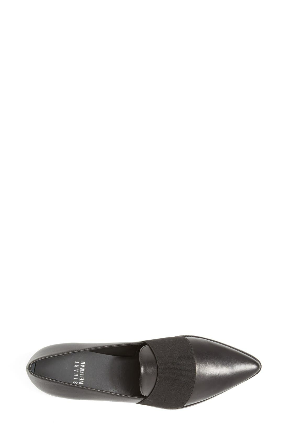 Alternate Image 3  - Stuart Weitzman 'The Band' Flat (Women)