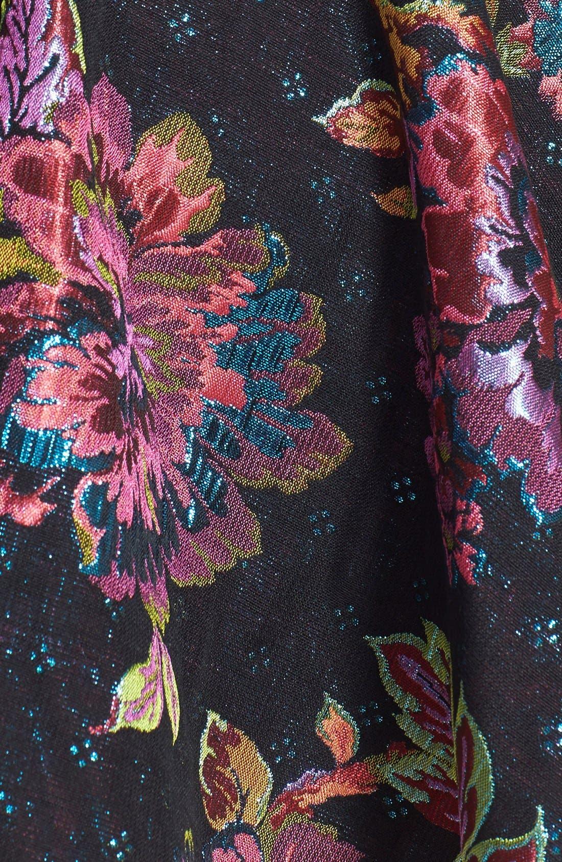 Alternate Image 3  - MINKPINK 'Tahitian Twilight' Fit & Flare Dress