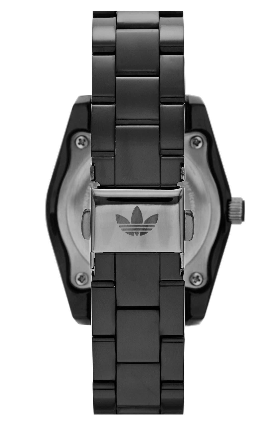 Alternate Image 2  - adidas Originals 'Brisbane' Bracelet Watch, 34mm
