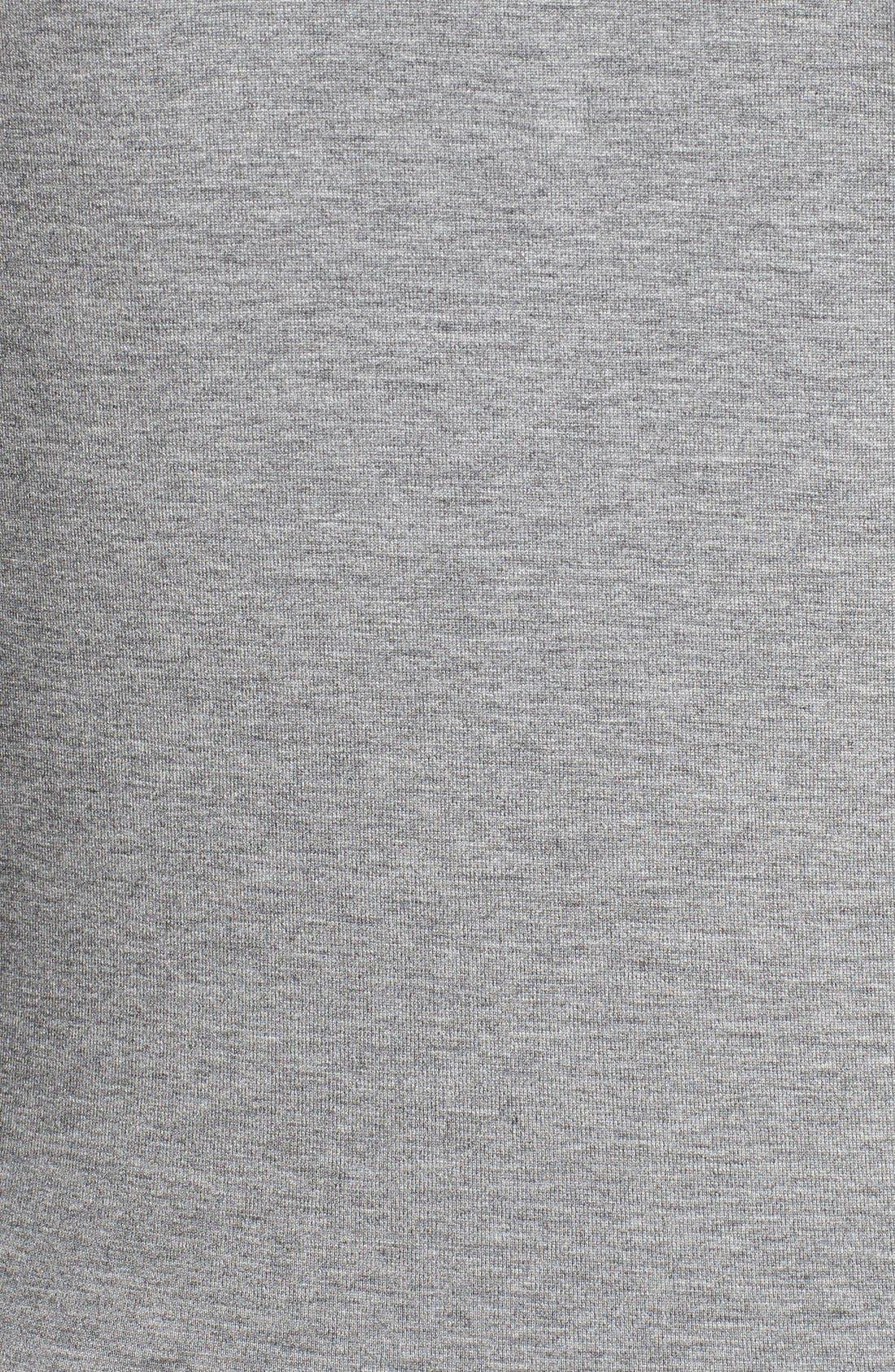 Alternate Image 4  - Max Mara 'Caprice' Faux Wrap Jersey Top