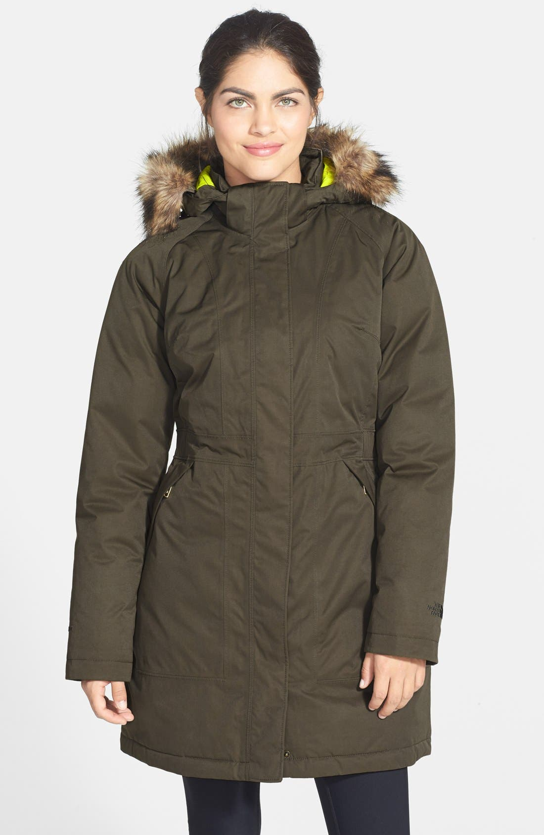Alternate Image 1 Selected - The North Face 'Arctic' Down Parka