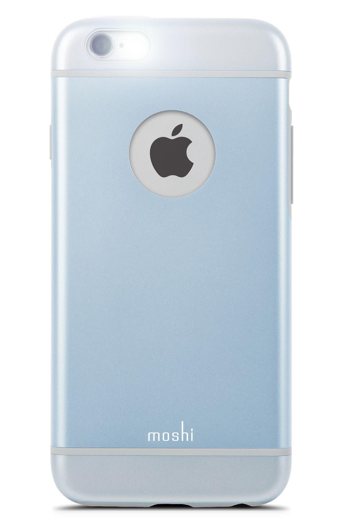 Alternate Image 2  - Moshi 'iGlaze' iPhone 6 & 6s Case