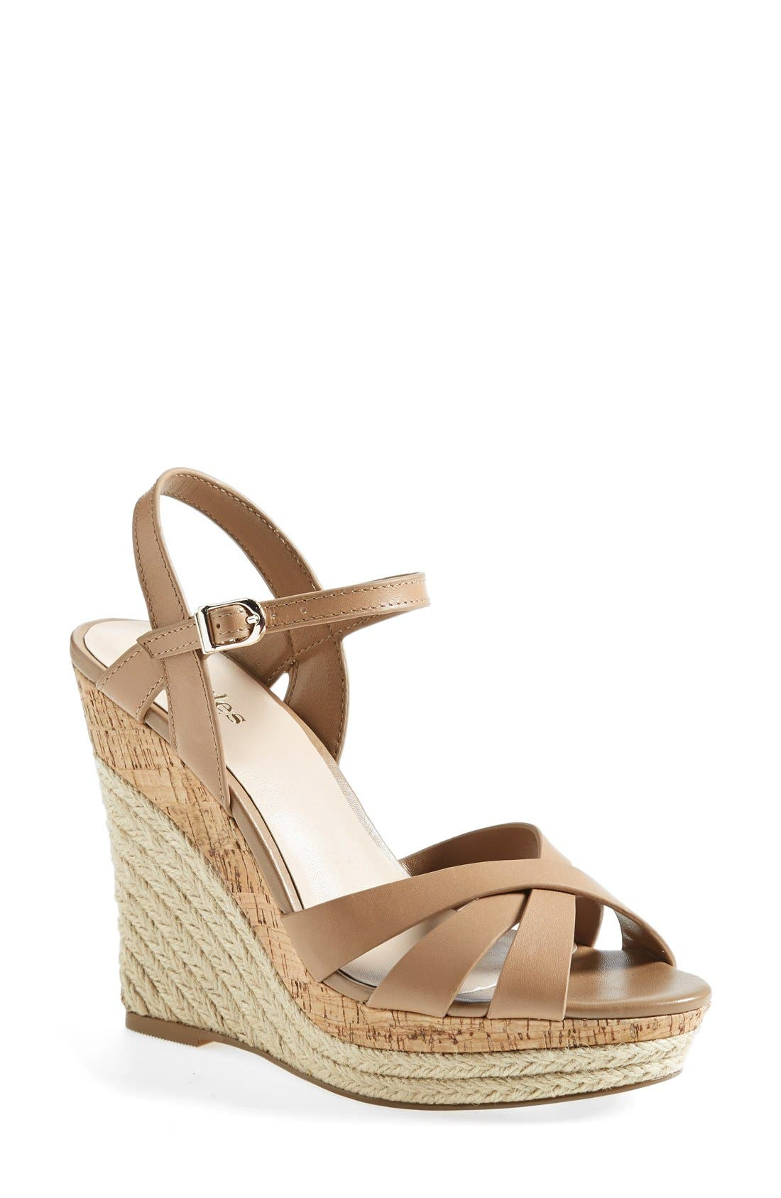 Alternate Image 1 Selected - Charles by Charles David 'Astro' Espadrille Sandal (Women)