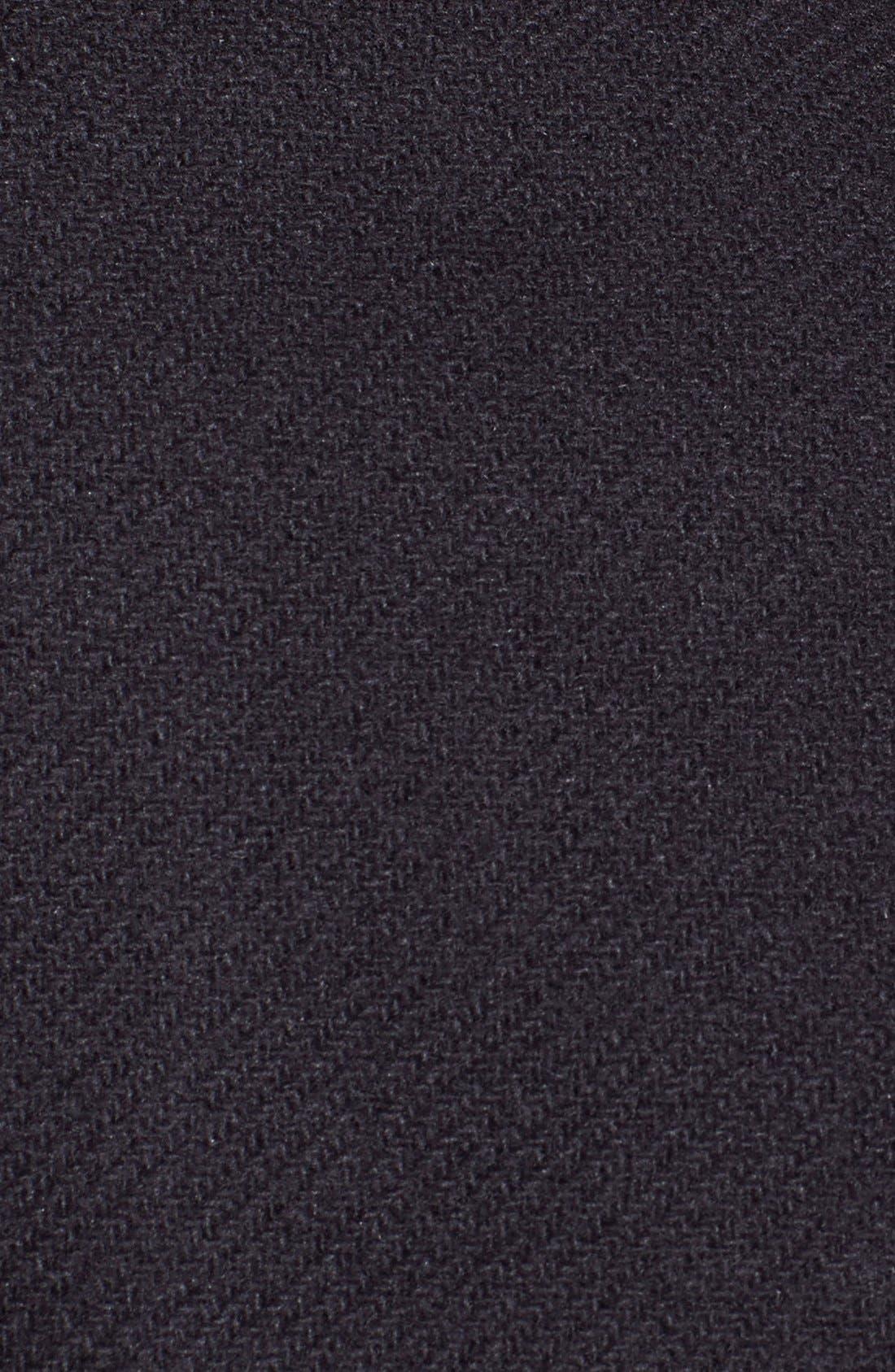 Alternate Image 3  - Burberry Brit 'Rushfield' Wool Blend Stand Collar Coat