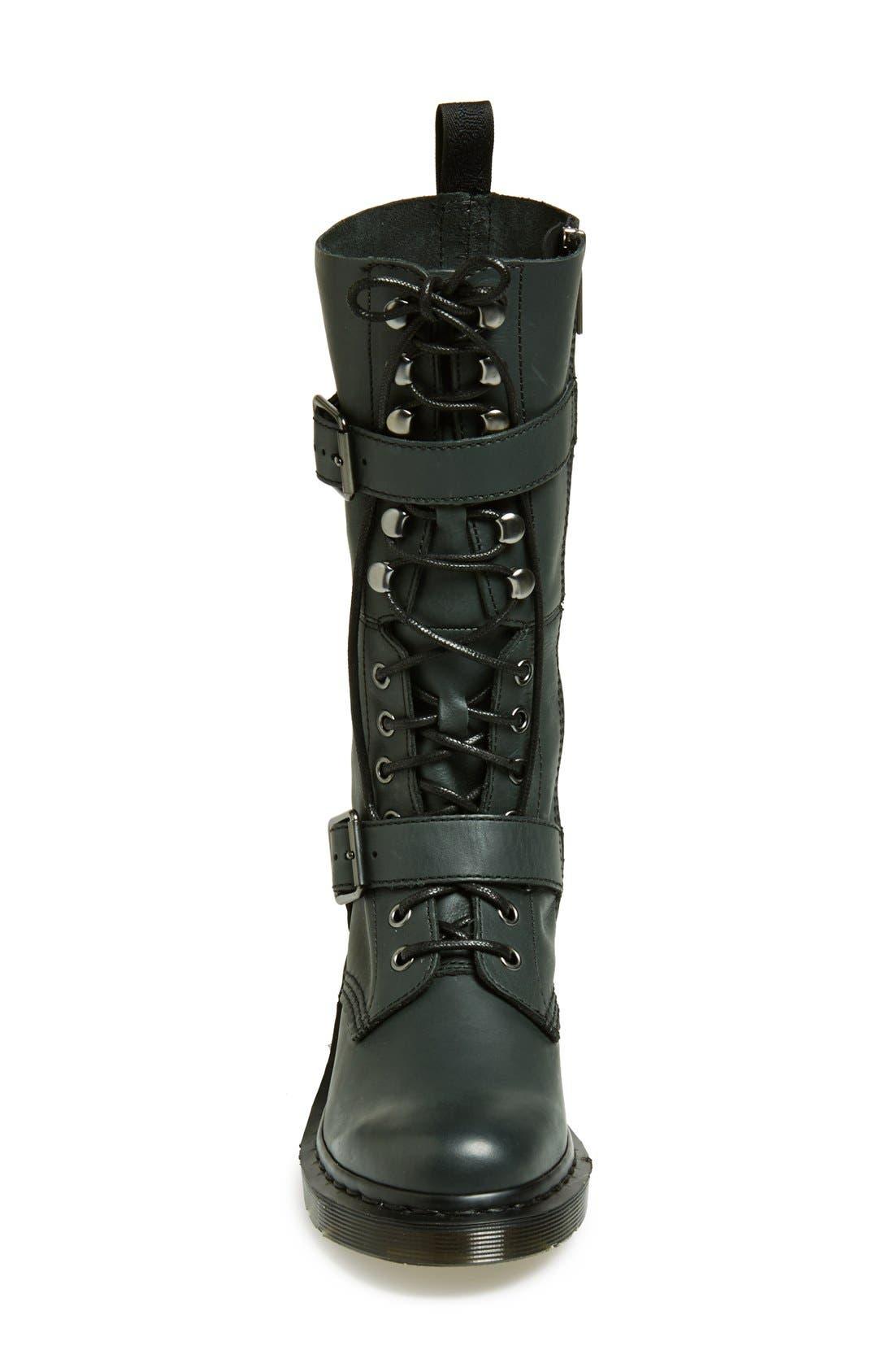 Alternate Image 3  - Dr. Martens 'Josefa' Military Boot (Women)