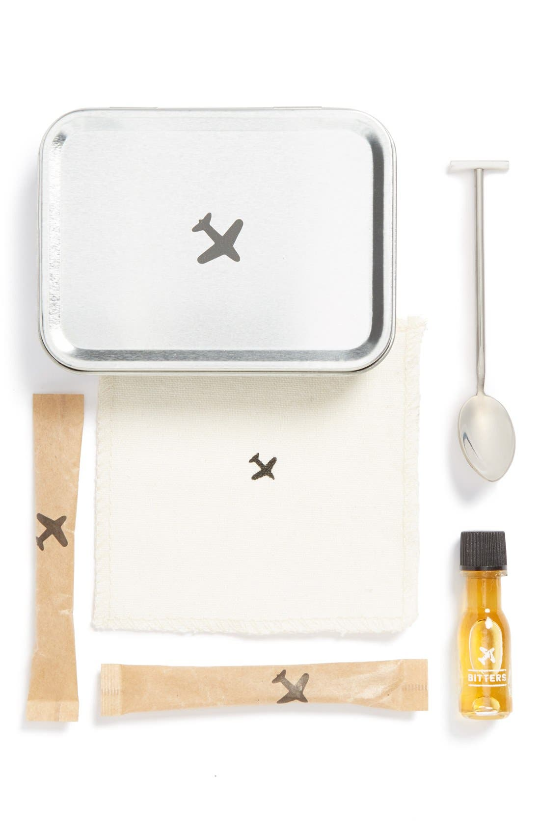 W&P DESIGN Carry-On Cocktail Kit