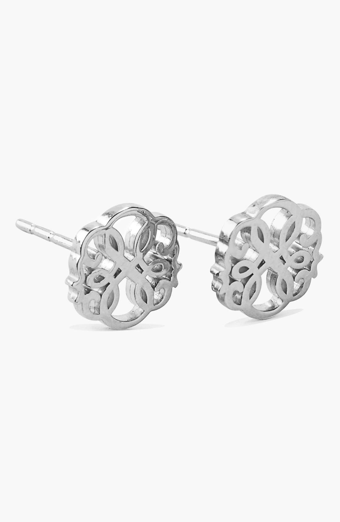 Alternate Image 1 Selected - Alex and Ani 'Symbolic - Path of Life' Stud Earrings