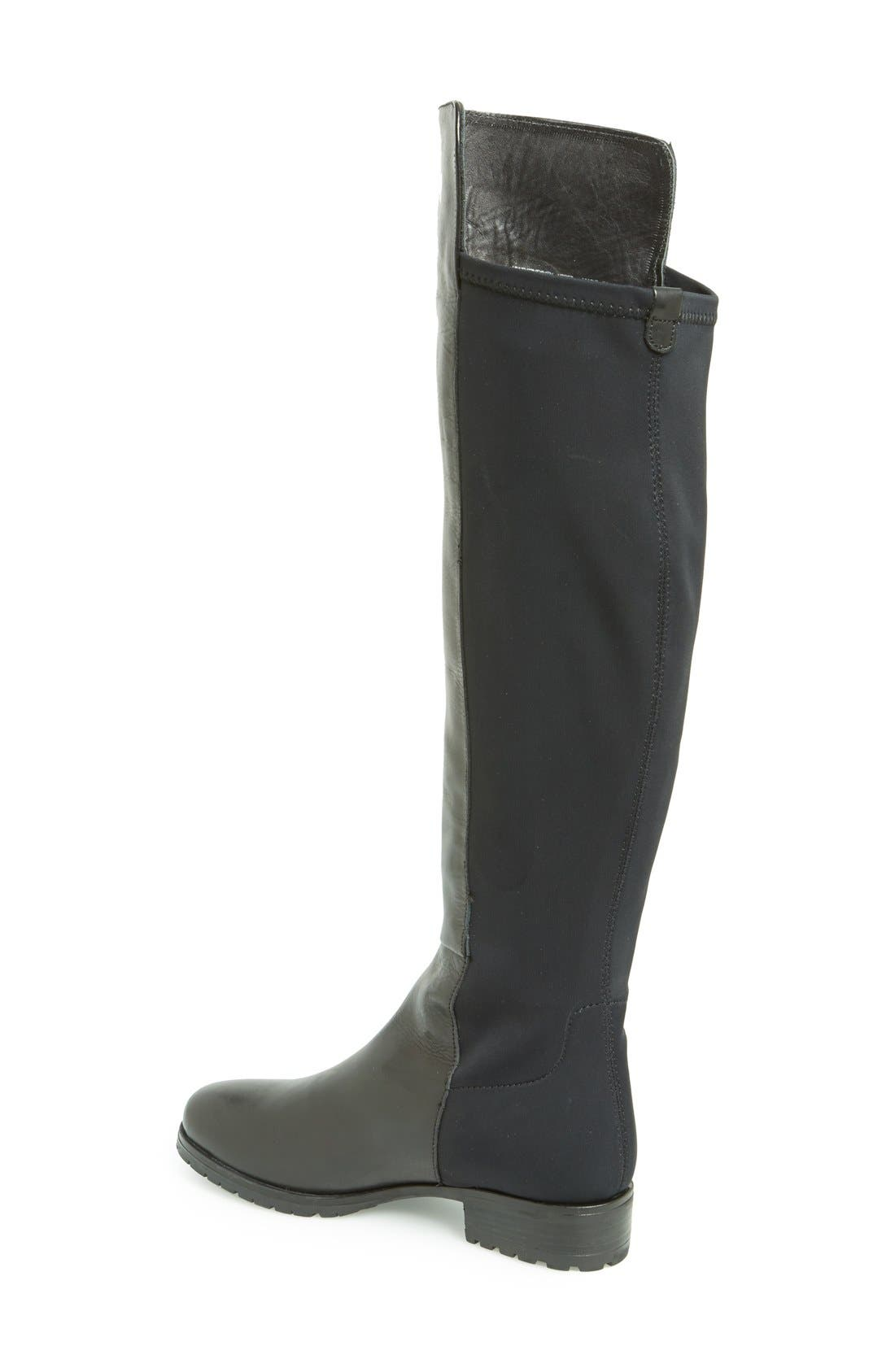 Alternate Image 2  - Dune London 'Trishy' Over the Knee Boot (Women)