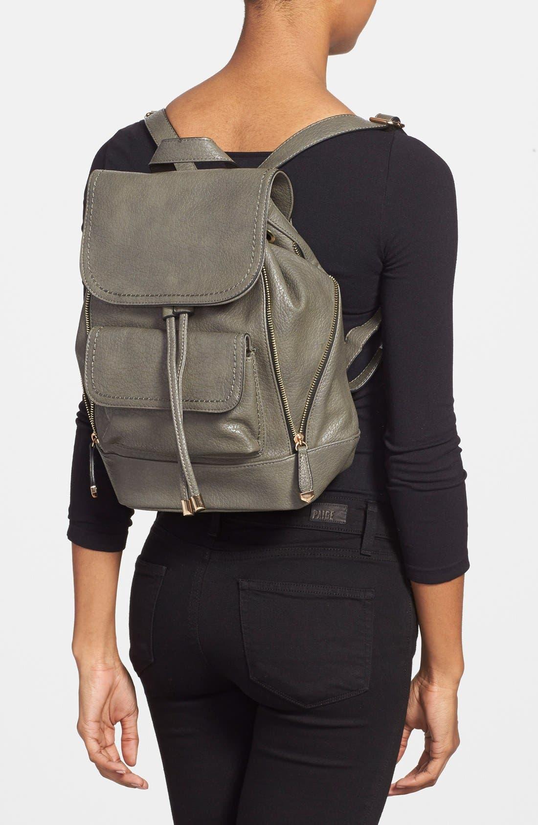 Alternate Image 2  - kensie 'Off Duty' Backpack