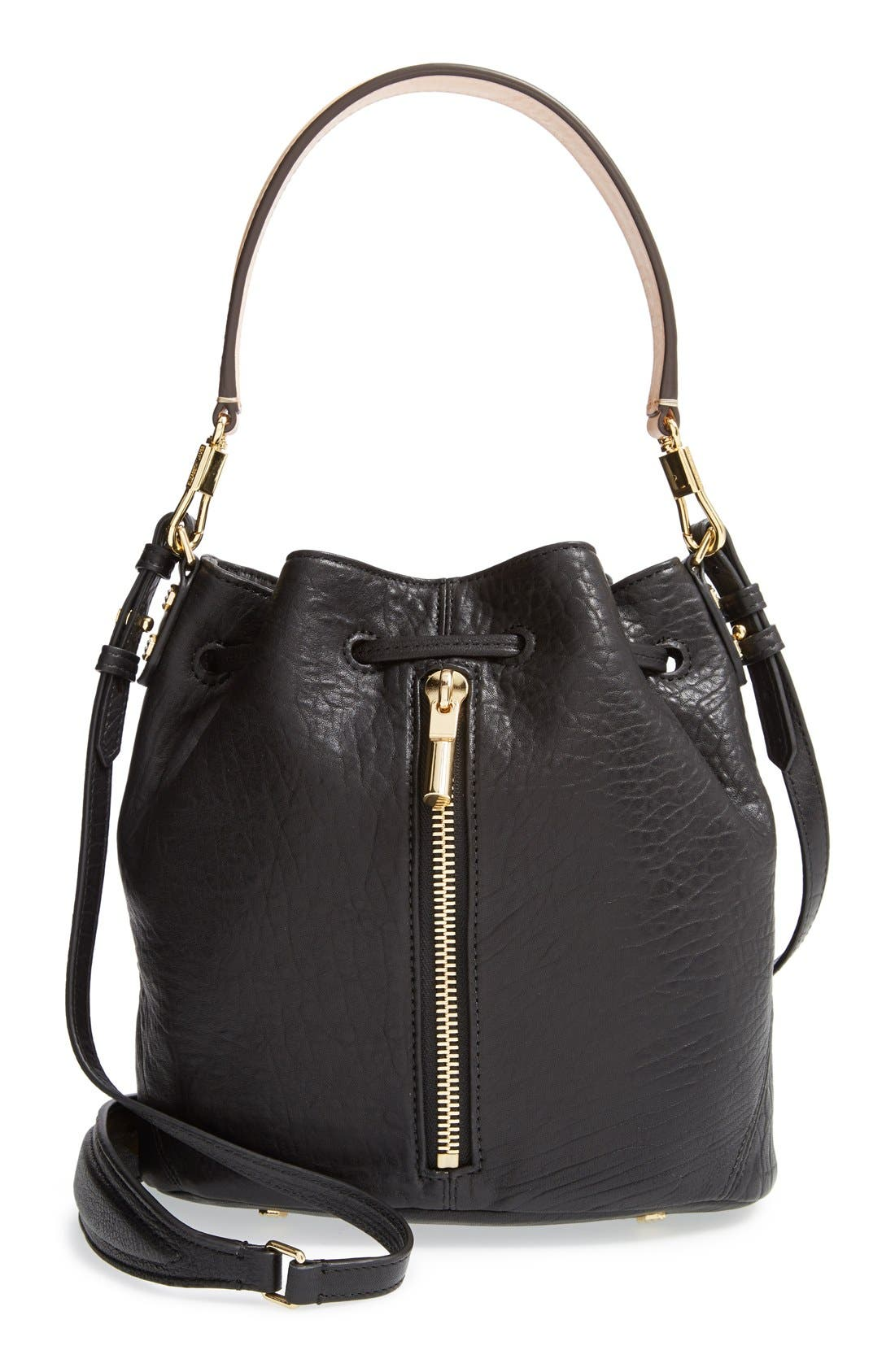 Main Image - Elizabeth and James 'Mini Cynnie' Bucket Bag