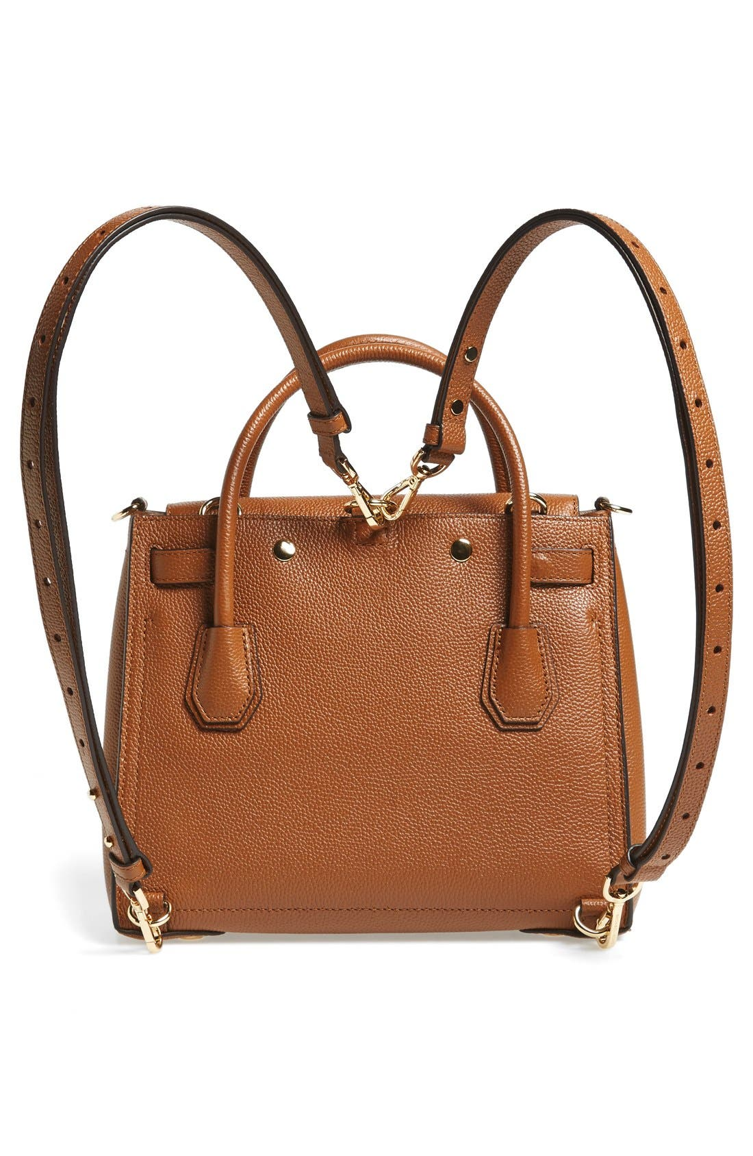 Alternate Image 3  - MICHAEL Michael Kors Large Mercer All-in-One Leather Satchel