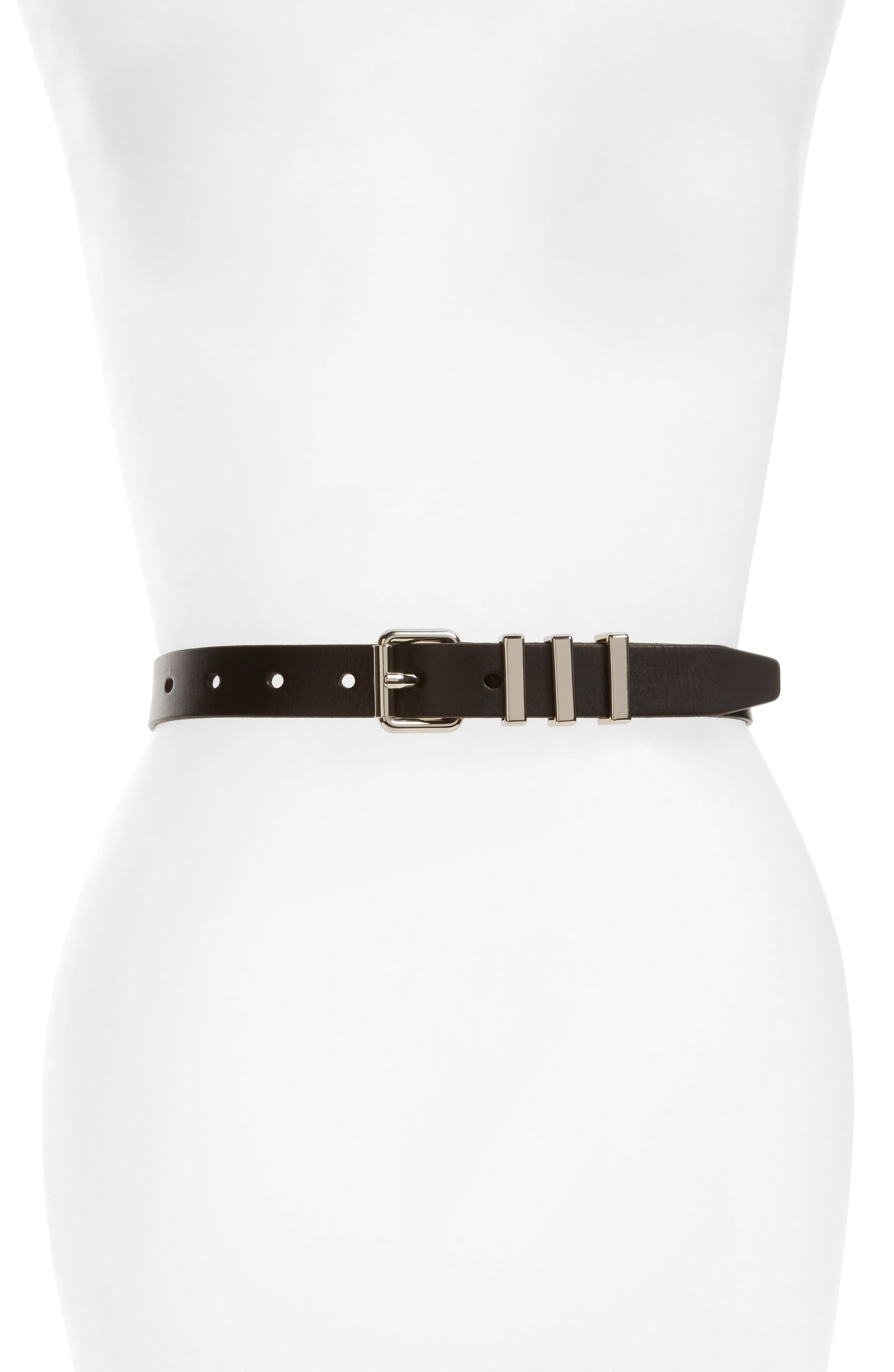 Rebecca Minkoff Suzy Leather Belt