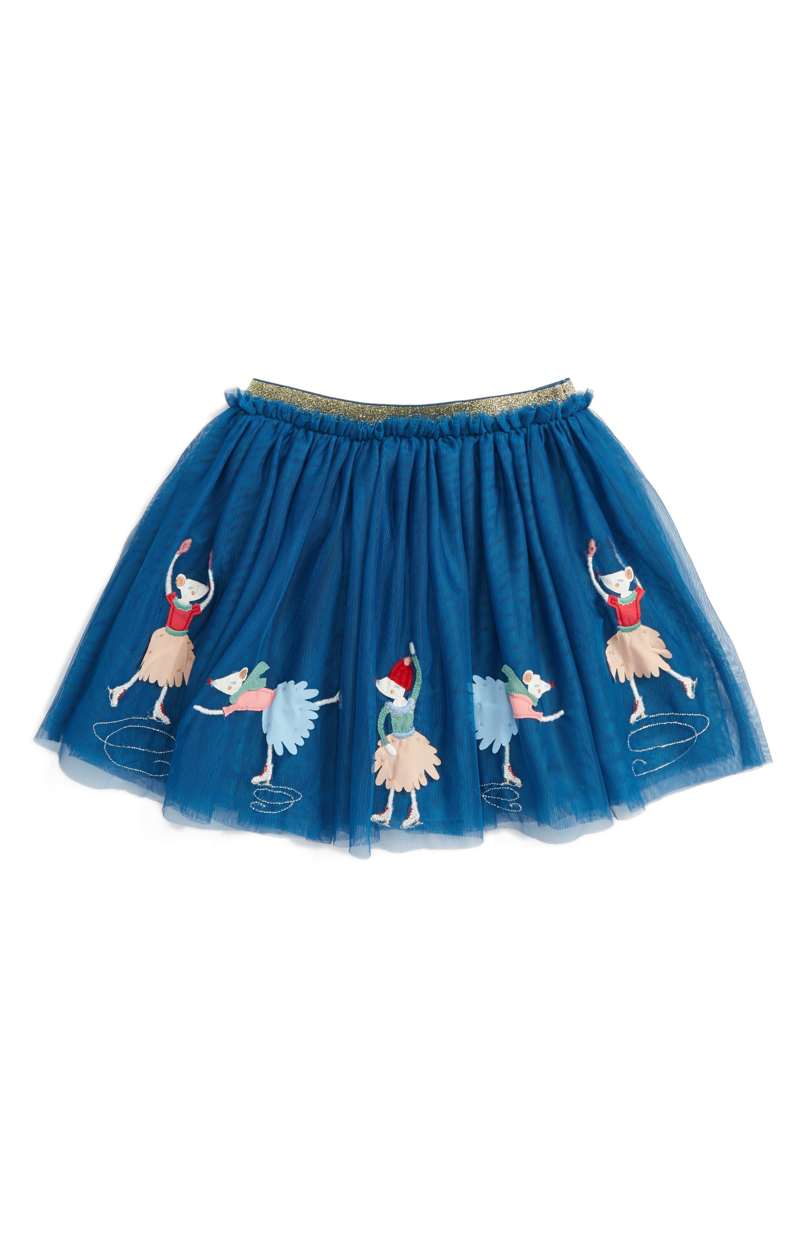 Mini Boden Ballerina Tulle Skirt (Toddler Girls, Little Girls & Big Girls)