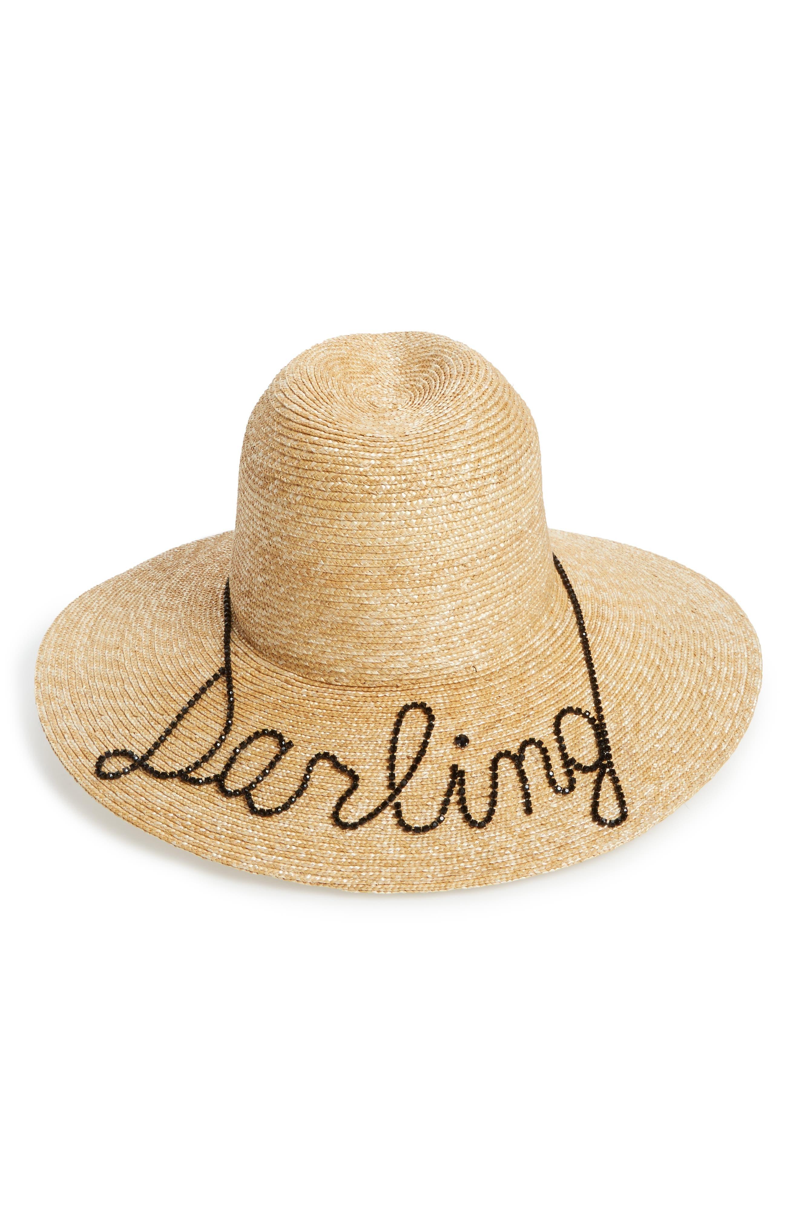 Eugenia Kim Darling Straw Hat