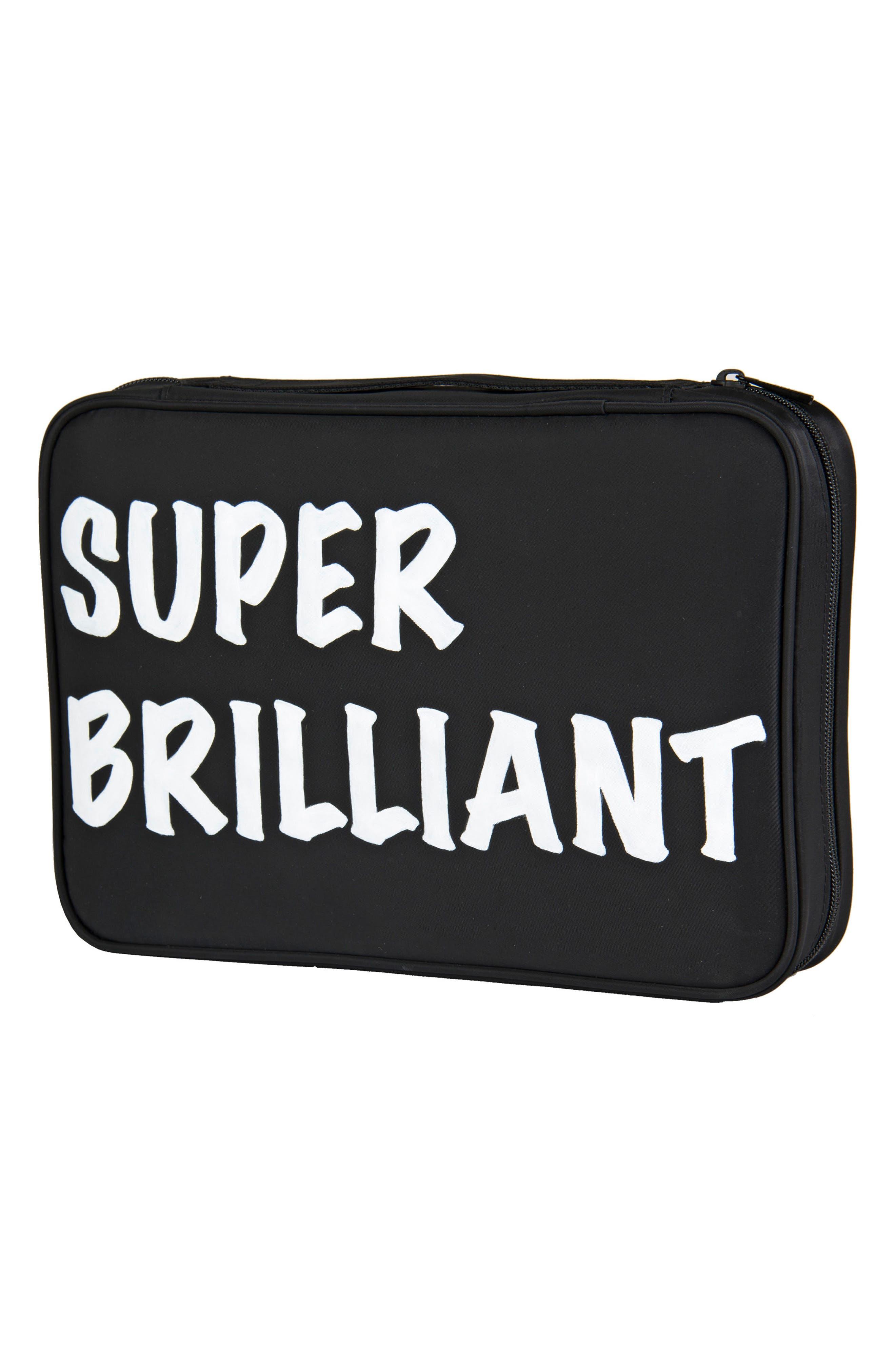 SKITS Oxford Super Brilliant Nylon Tech Case