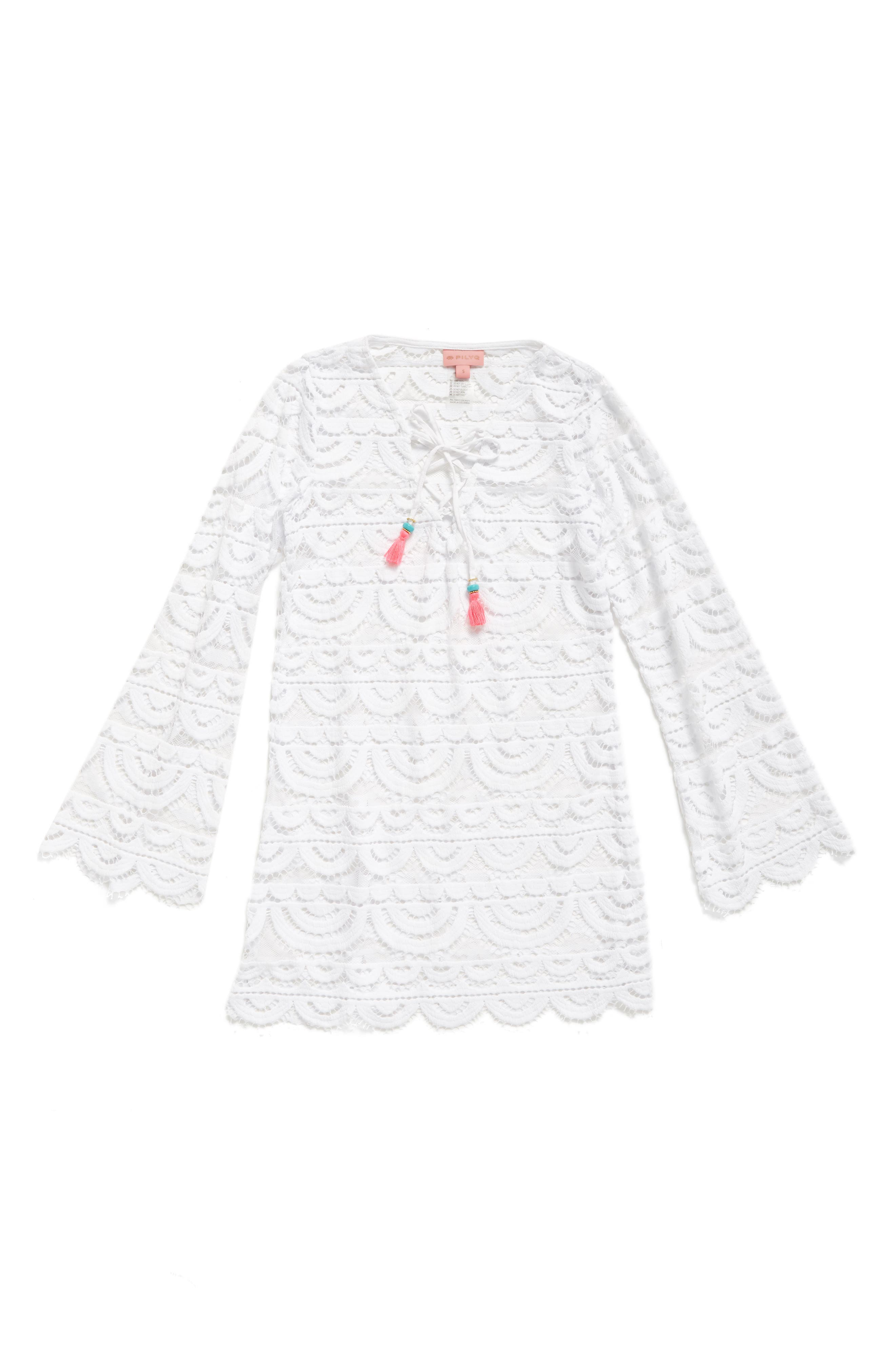 PilyQ Little Noah Cover-Up Tunic (Little Girls & Big Girls)