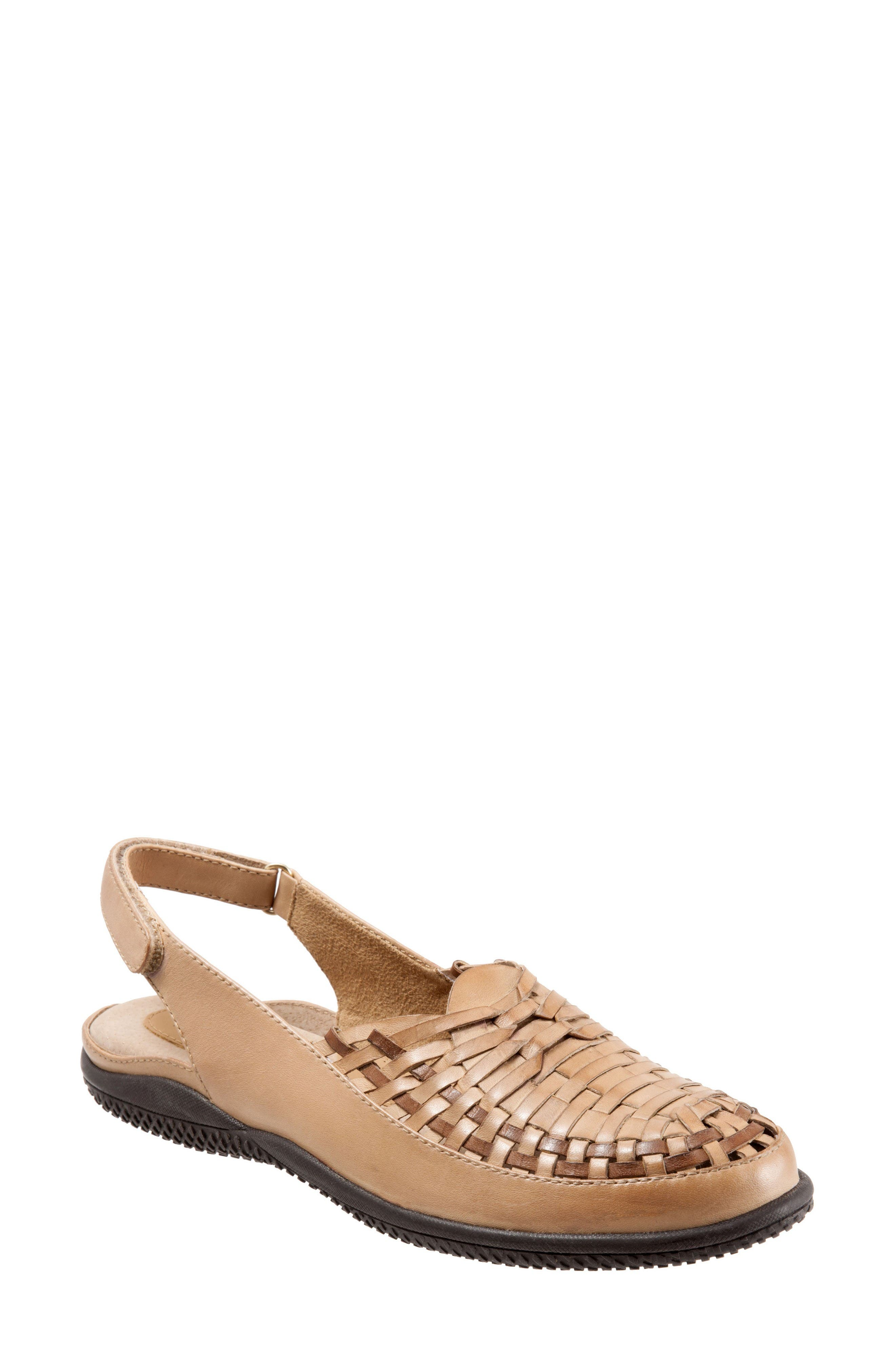 SoftWalk® Harper Slingback Clog (Women)