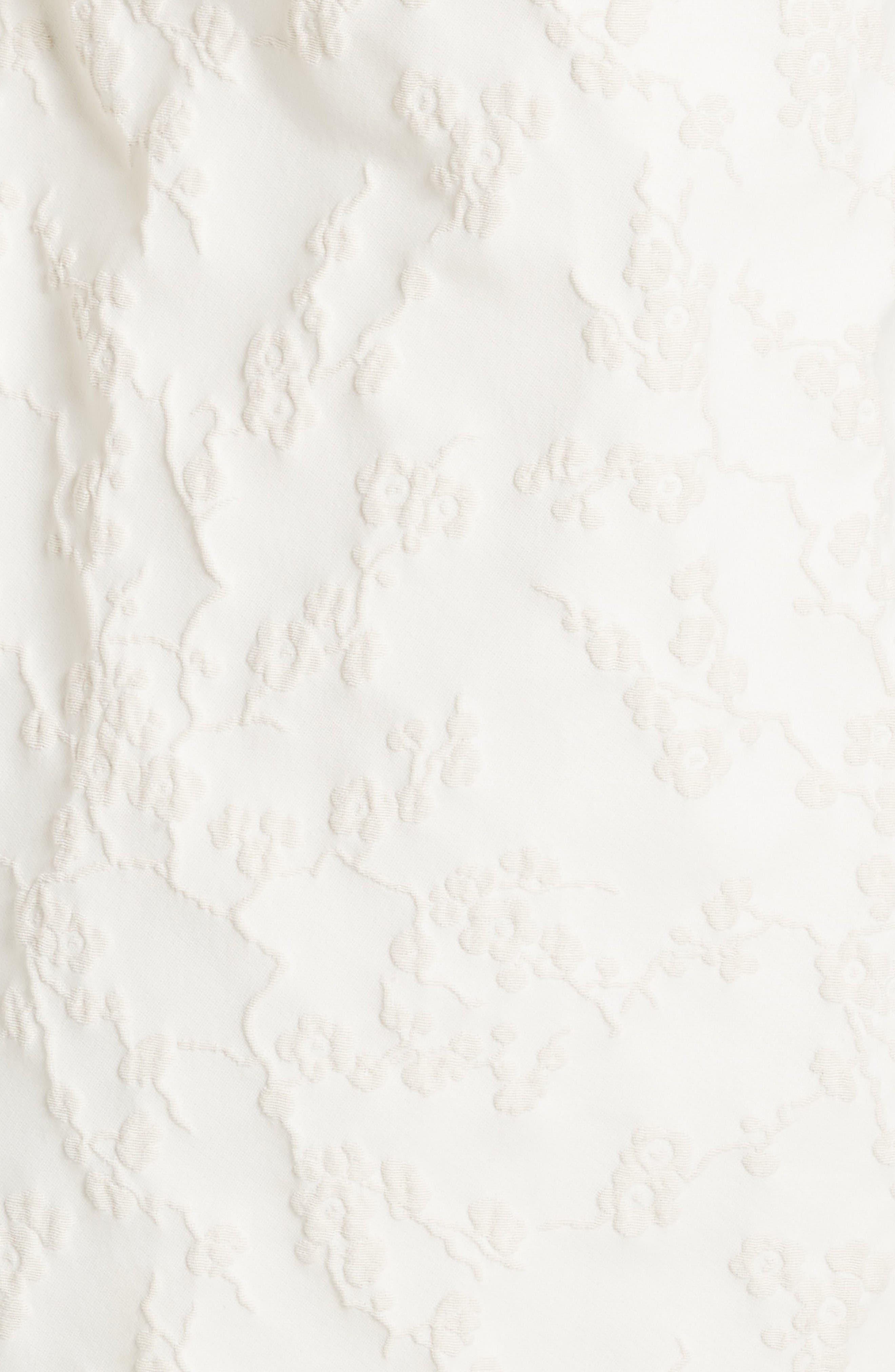 Alternate Image 3  - Marques'Almeida Bell Sleeve Minidress