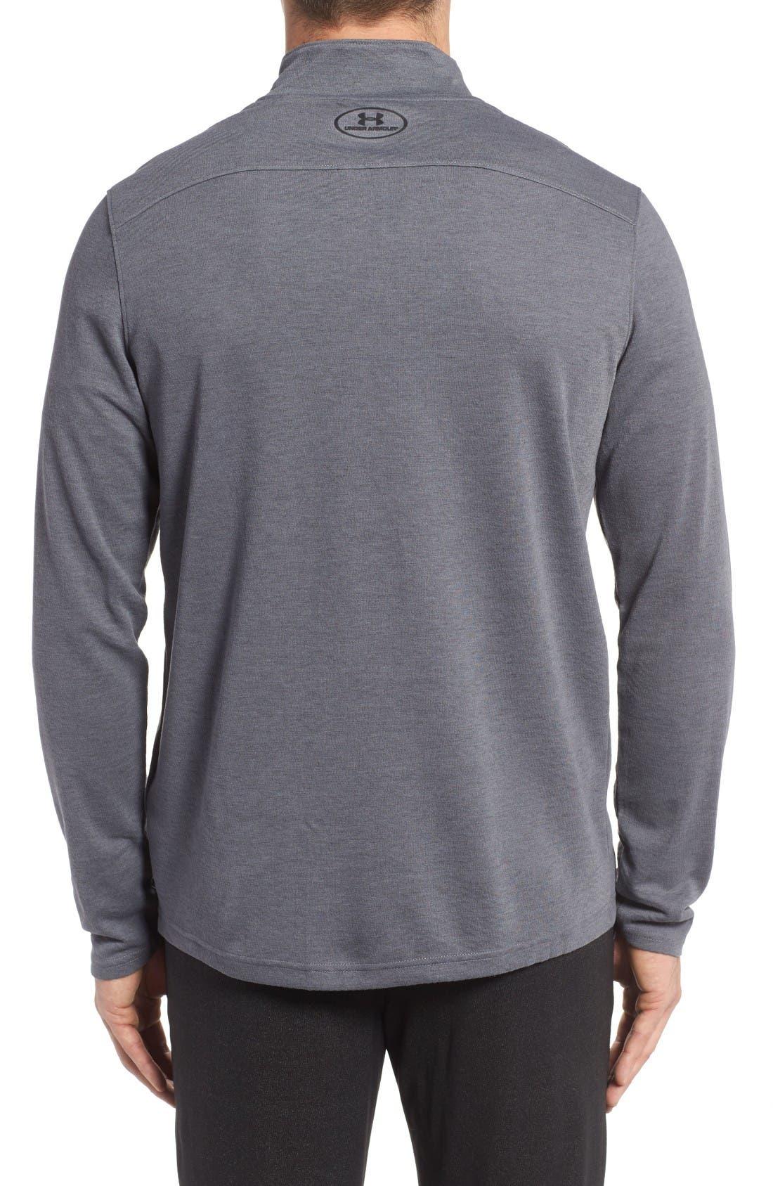 Alternate Image 2  - Under Armour ColdGear® Quarter-Zip Pullover