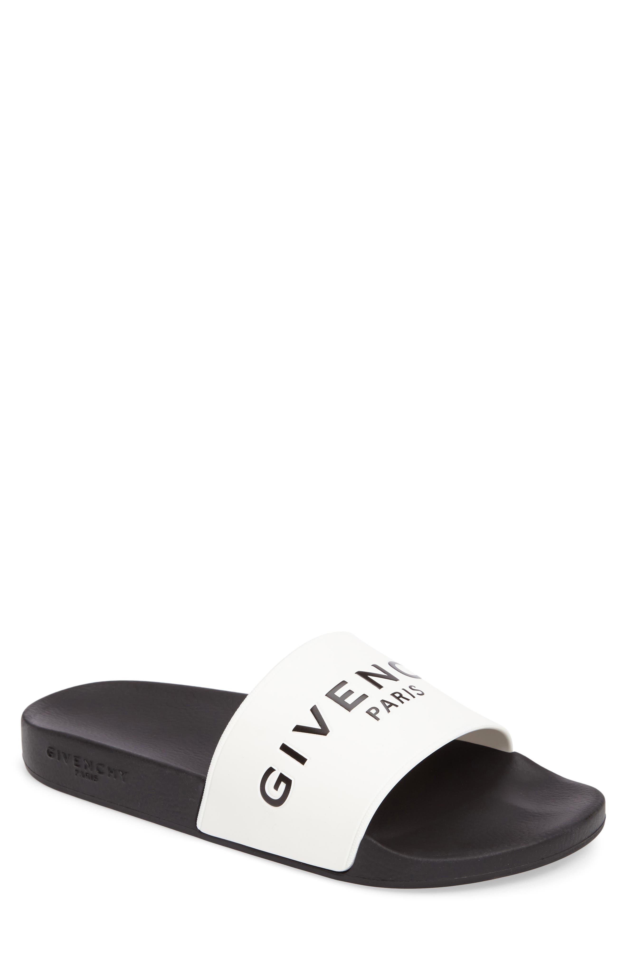 Alternate Image 1 Selected - Givenchy Slide Sandal (Men)