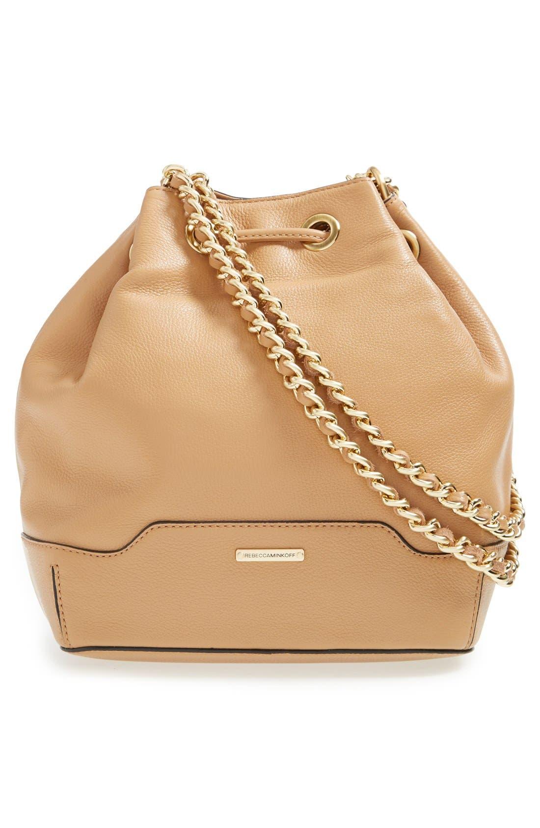 Alternate Image 6  - Rebecca Minkoff 'Lexi' Convertible Bucket Bag
