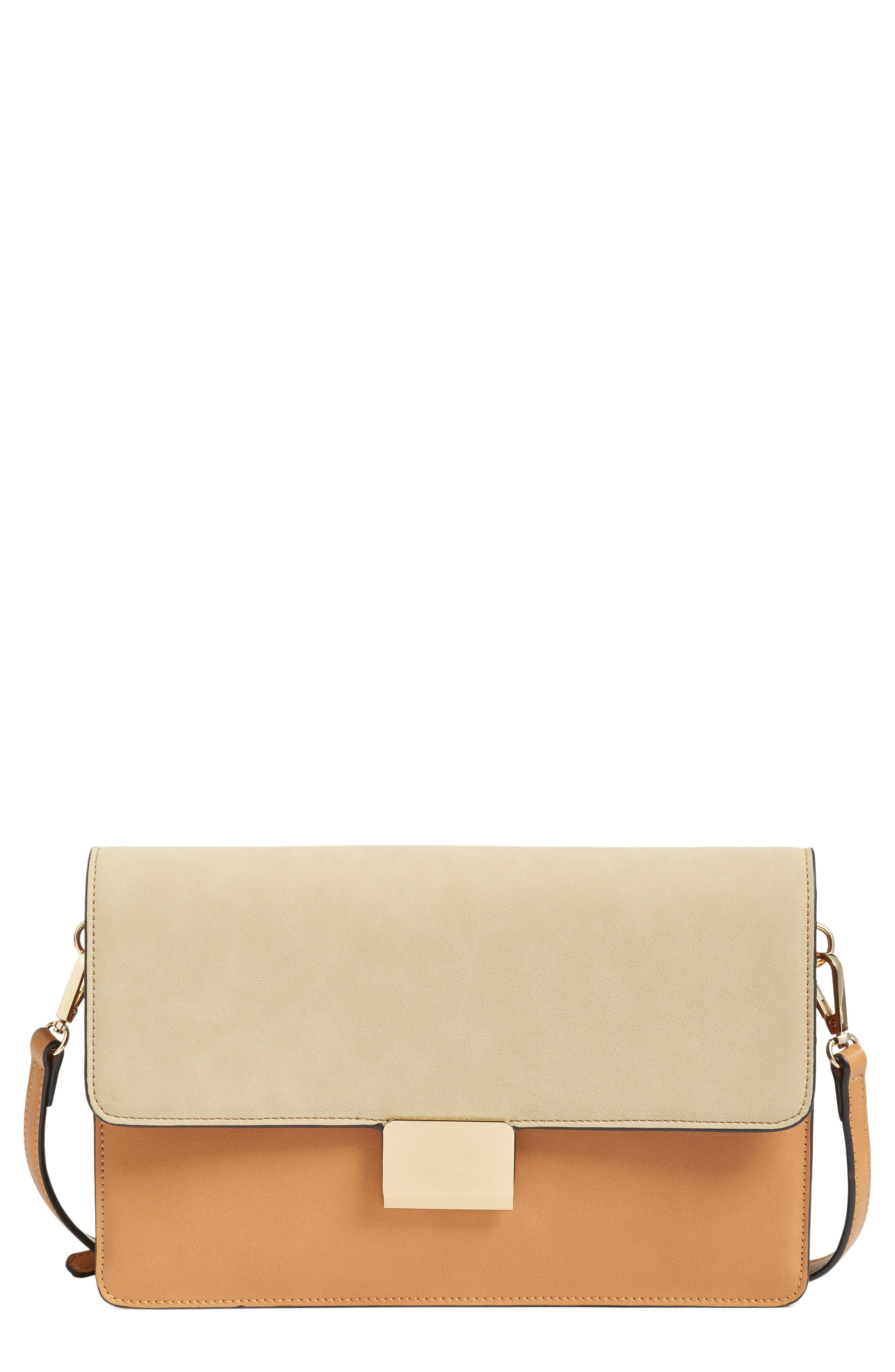 Chelsea28 Leighton Colorblock Faux Leather Crossbody Bag