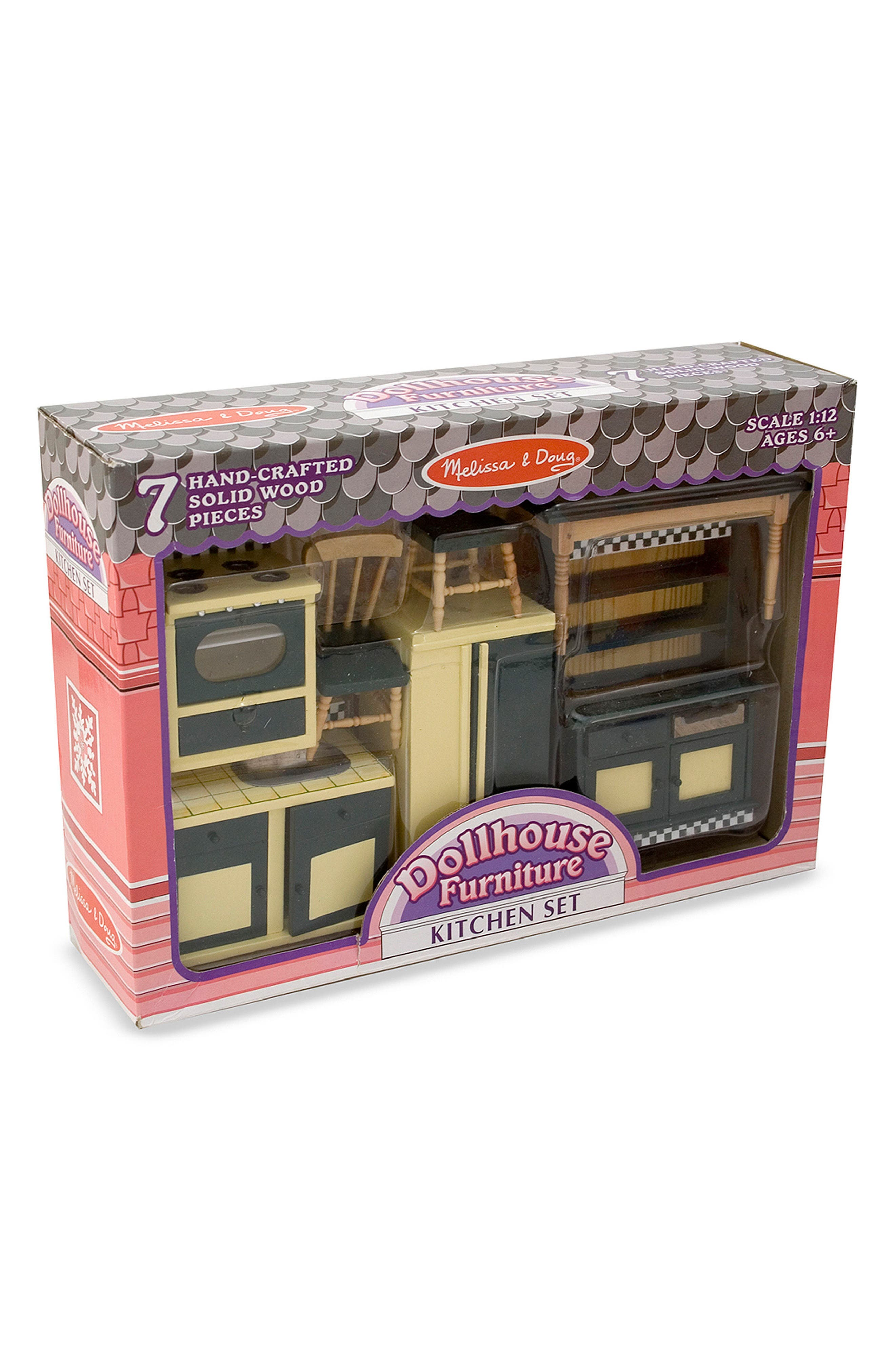 MELISSA & DOUG Dollhouse Furniture