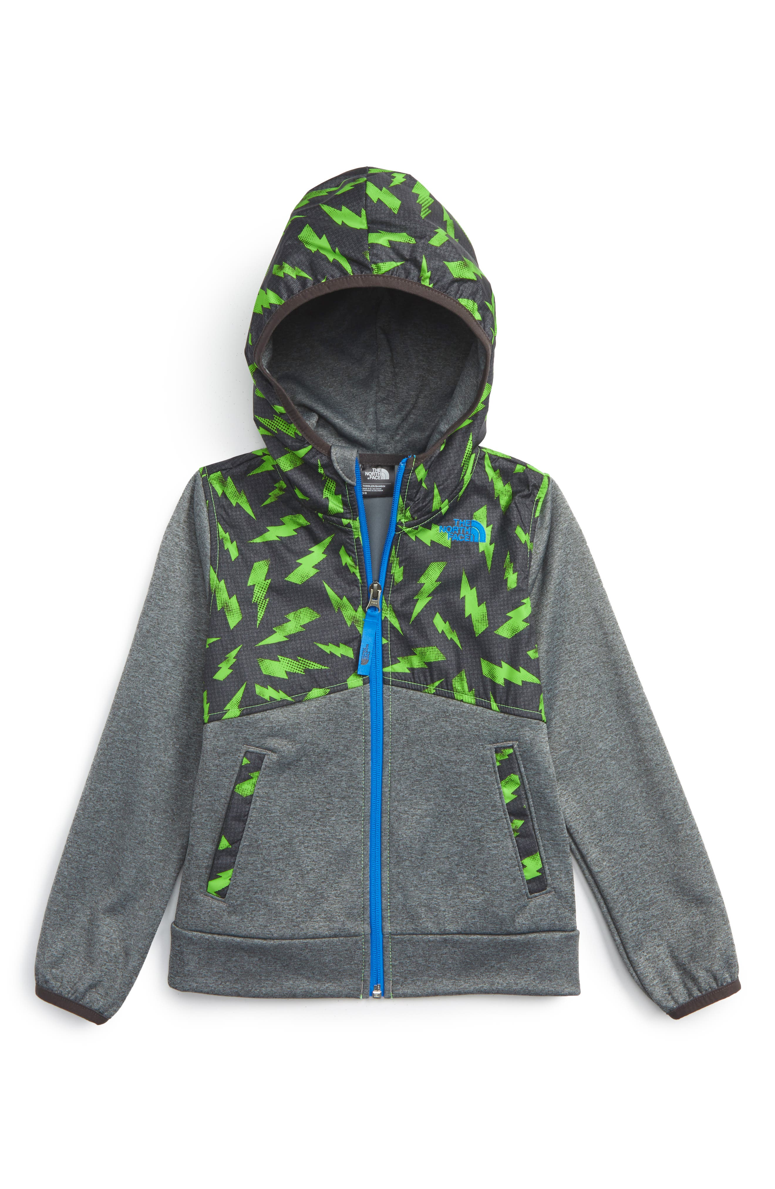 The North Face Kickin It Hoodie (Toddler Boys & Little Boys)