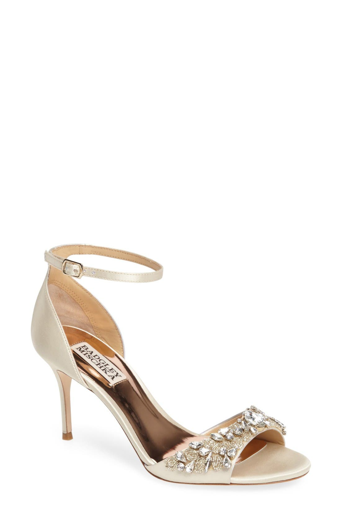 Badgley Mischka Bankston Sandal (Women)