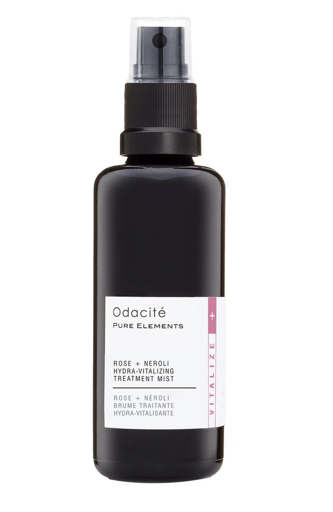 Alternate Image 2  - Odacité Rose + Neroli Hydra-Vitalizing Treatment Mist